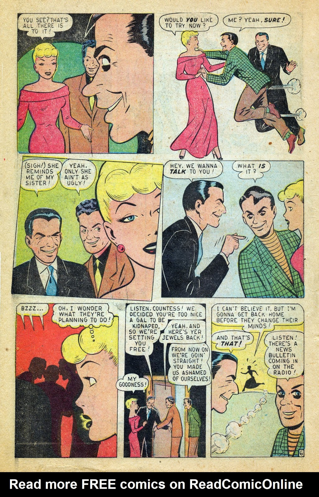 Read online Millie the Model comic -  Issue #14 - 8