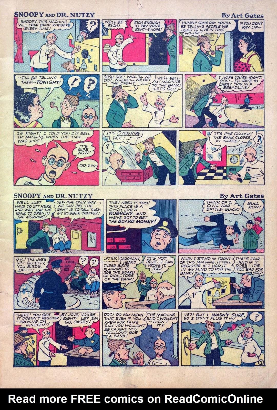 Read online Joker Comics comic -  Issue #1 - 3