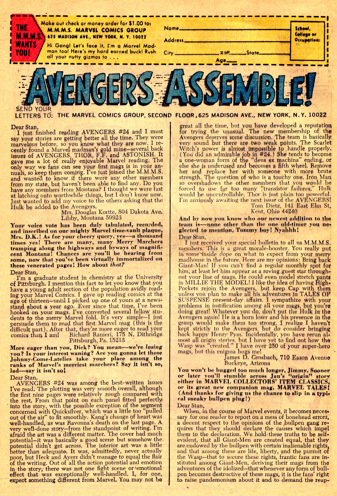 The Avengers (1963) 28 Page 31