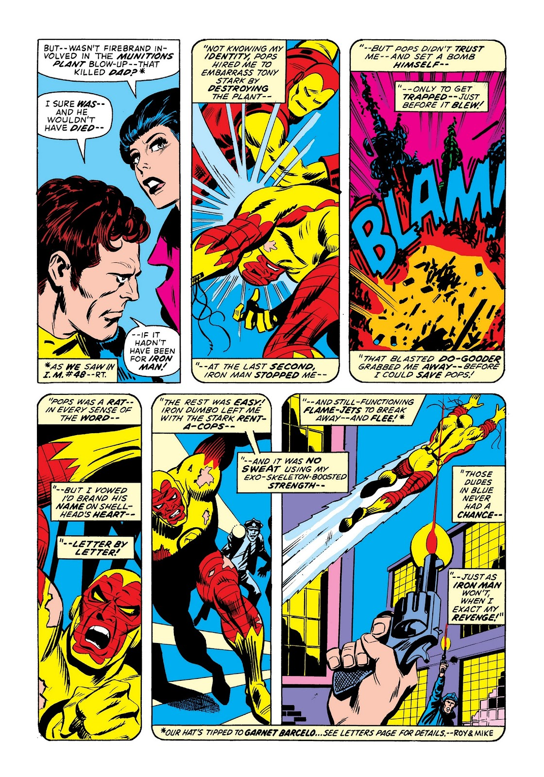 Read online Marvel Masterworks: The Invincible Iron Man comic -  Issue # TPB 9 (Part 2) - 19