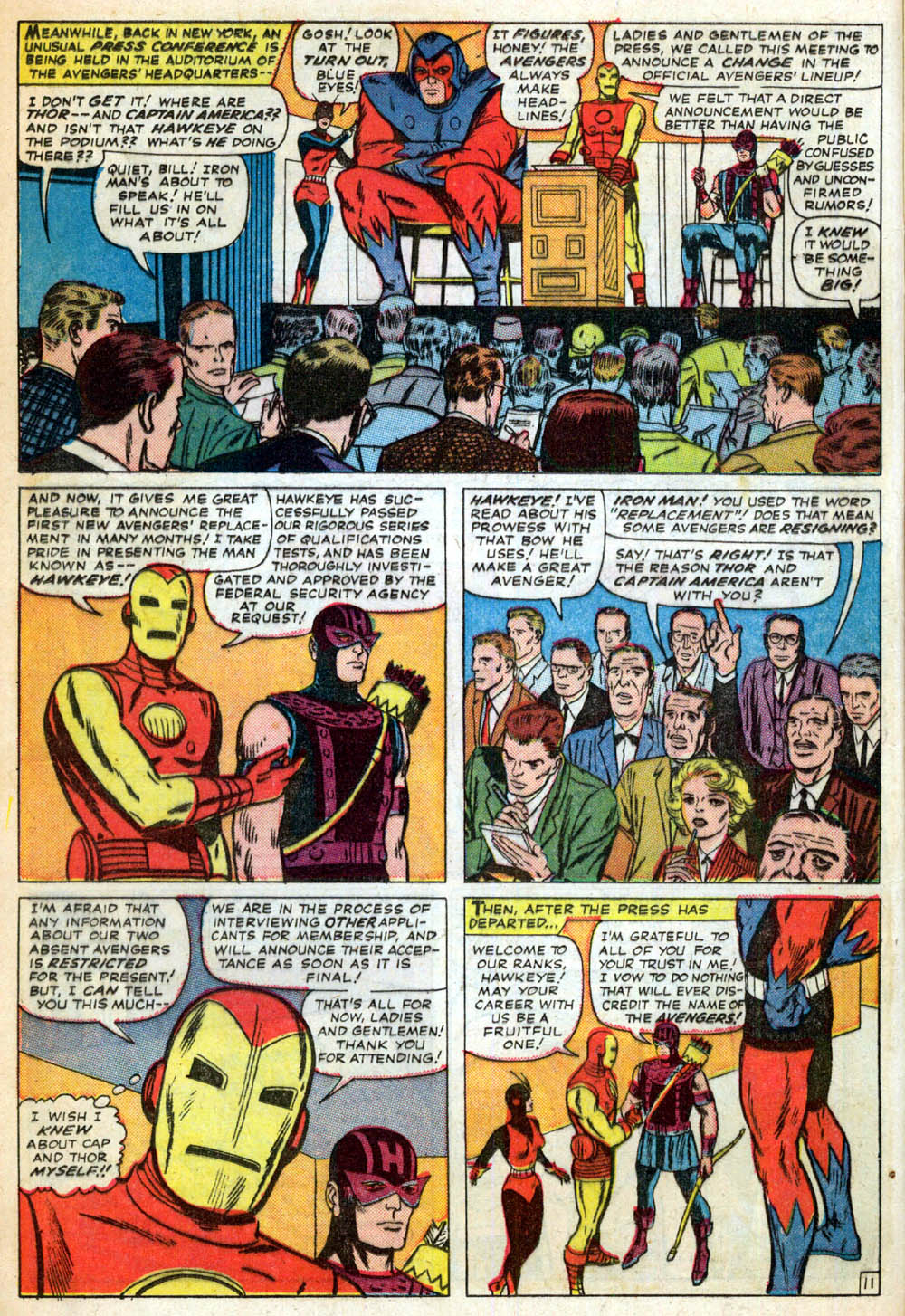 The Avengers (1963) 16 Page 15