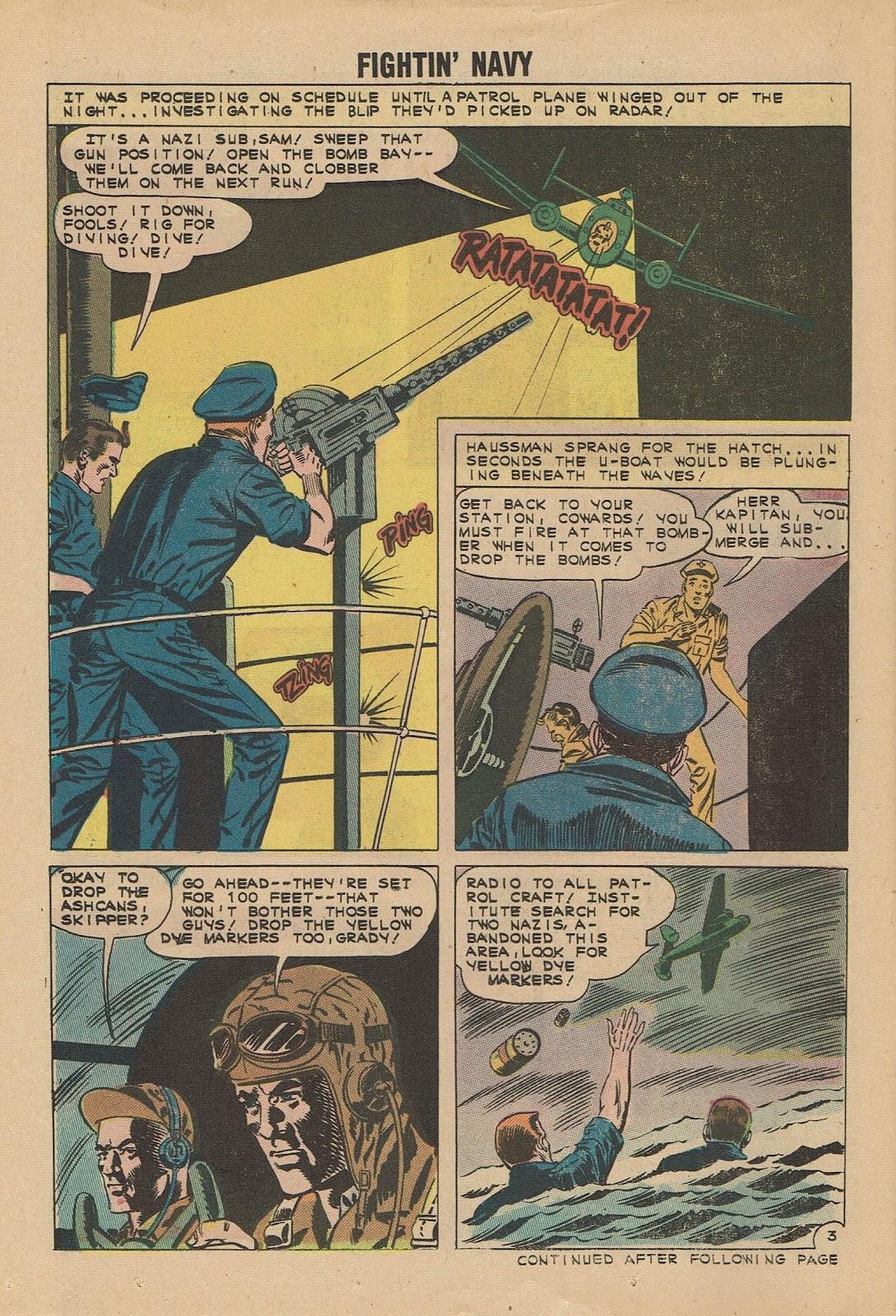 Read online Fightin' Navy comic -  Issue #101 - 14