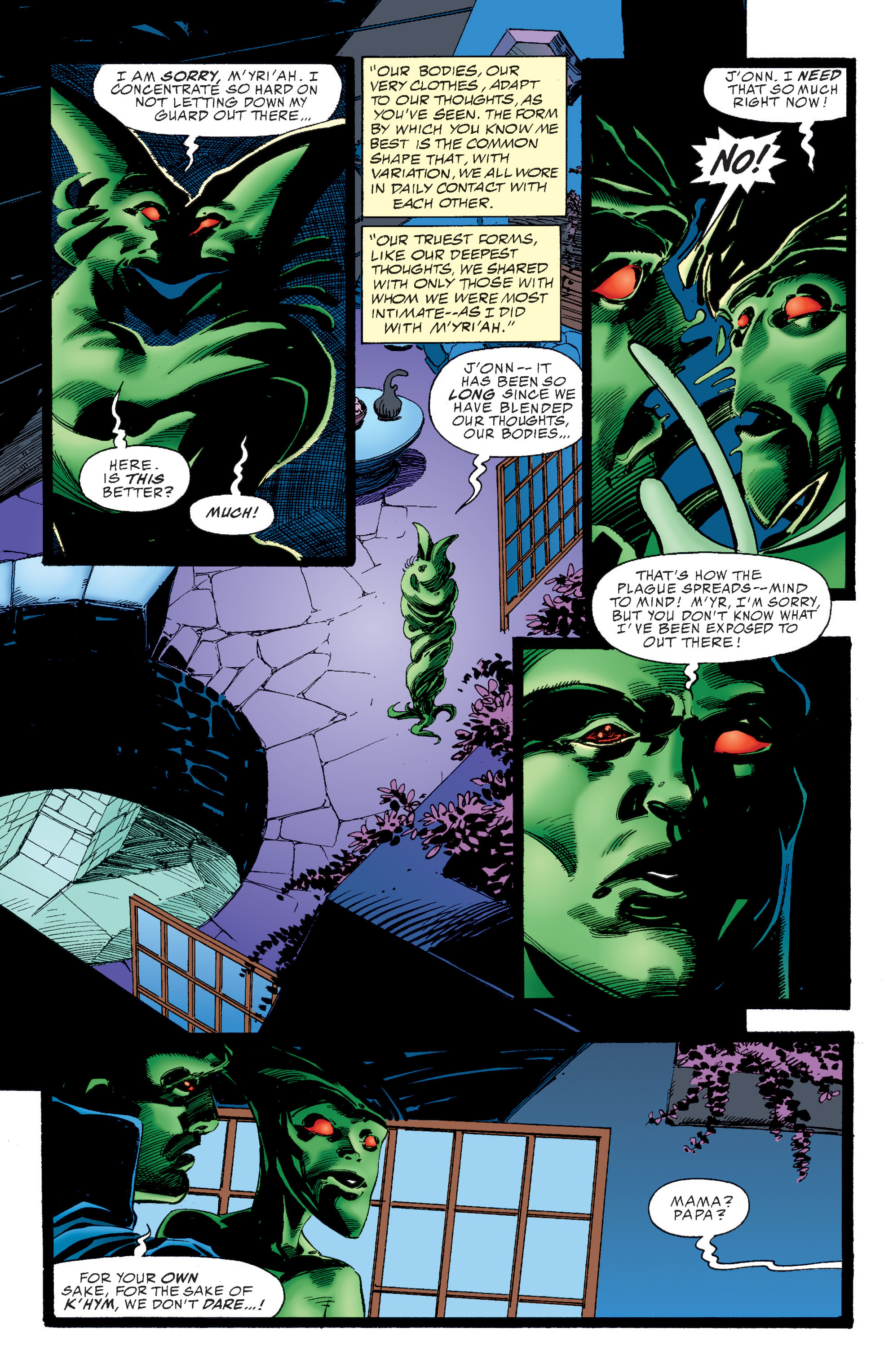 Read online Martian Manhunter: Son of Mars comic -  Issue # TPB - 11