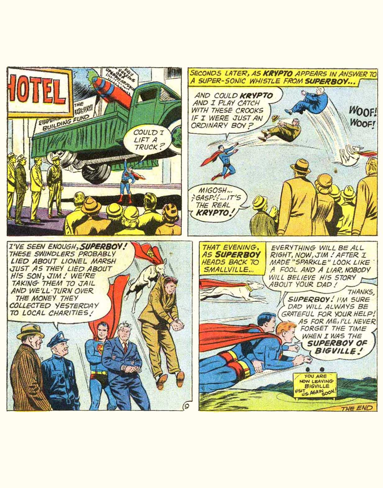 Superboy (1949) issue 91 - Page 19