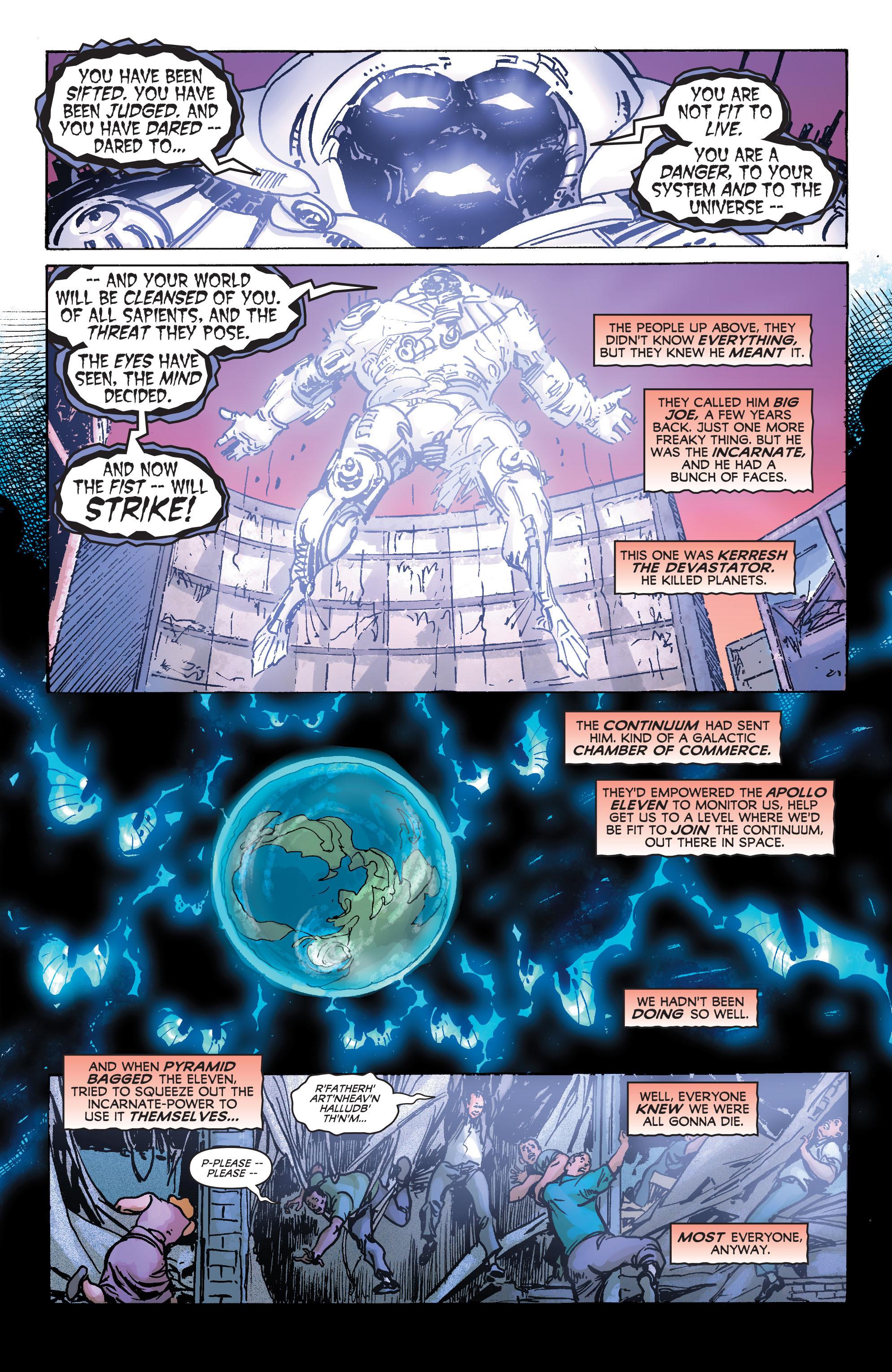 Read online Astro City: Dark Age/Book Three comic -  Issue #4 - 5