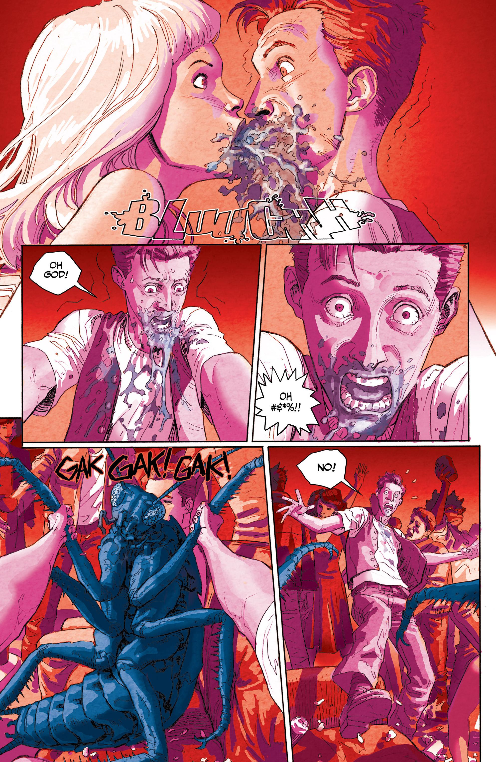 Read online Paklis comic -  Issue #1 - 14