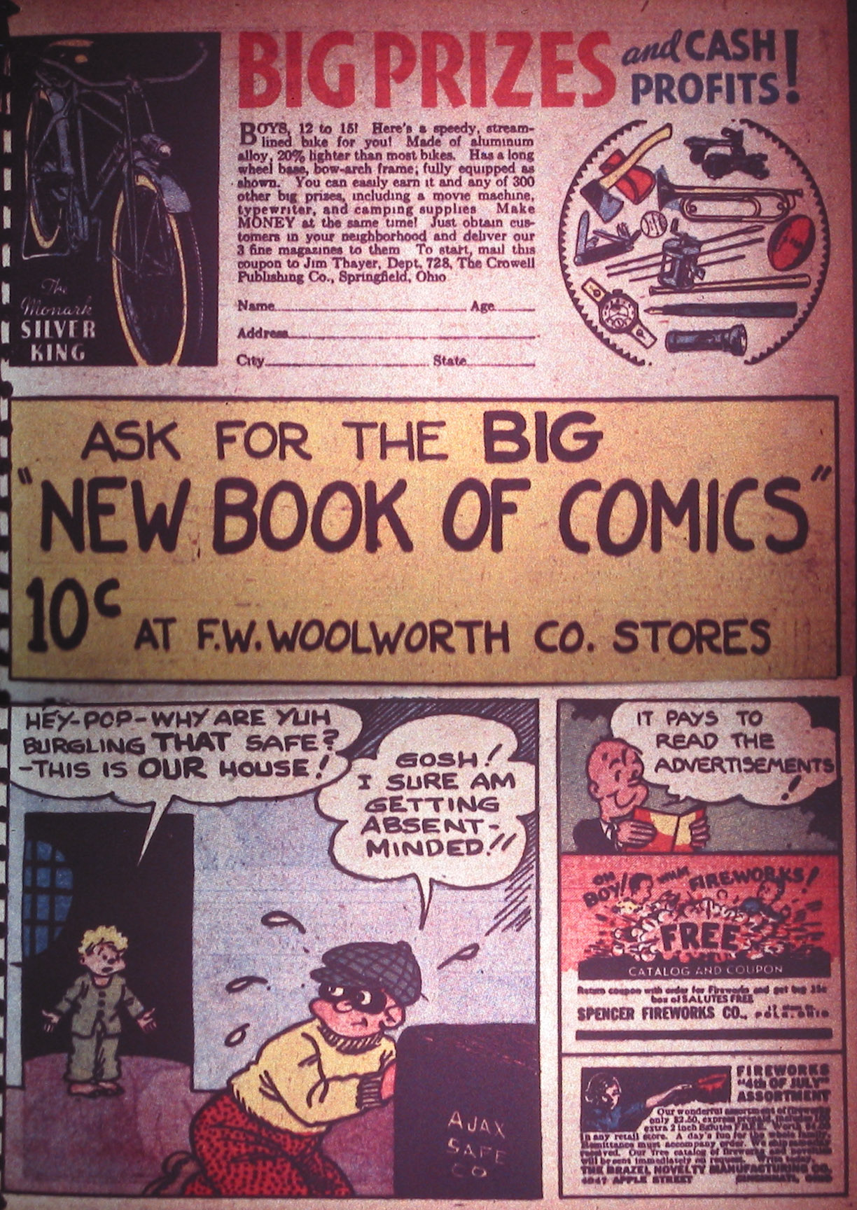 Detective Comics (1937) 4 Page 8