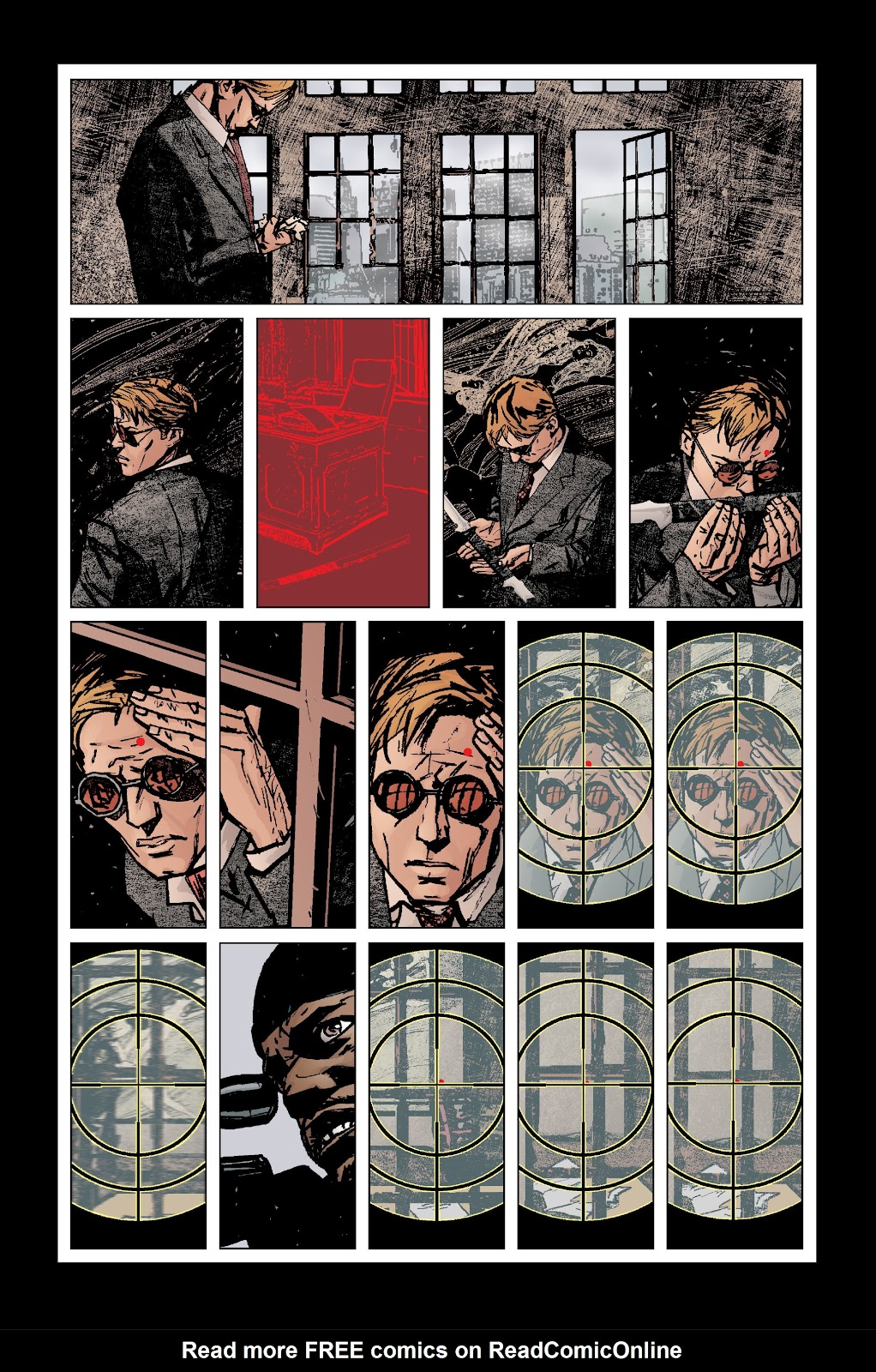 Read online Daredevil (1998) comic -  Issue # _Ultimate_Collection TPB 1 (Part 2) - 34