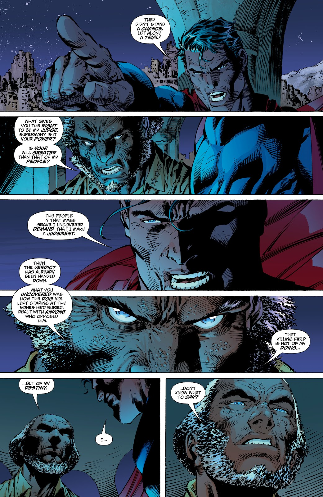 Read online Superman: For Tomorrow comic -  Issue # TPB (Part 1) - 96