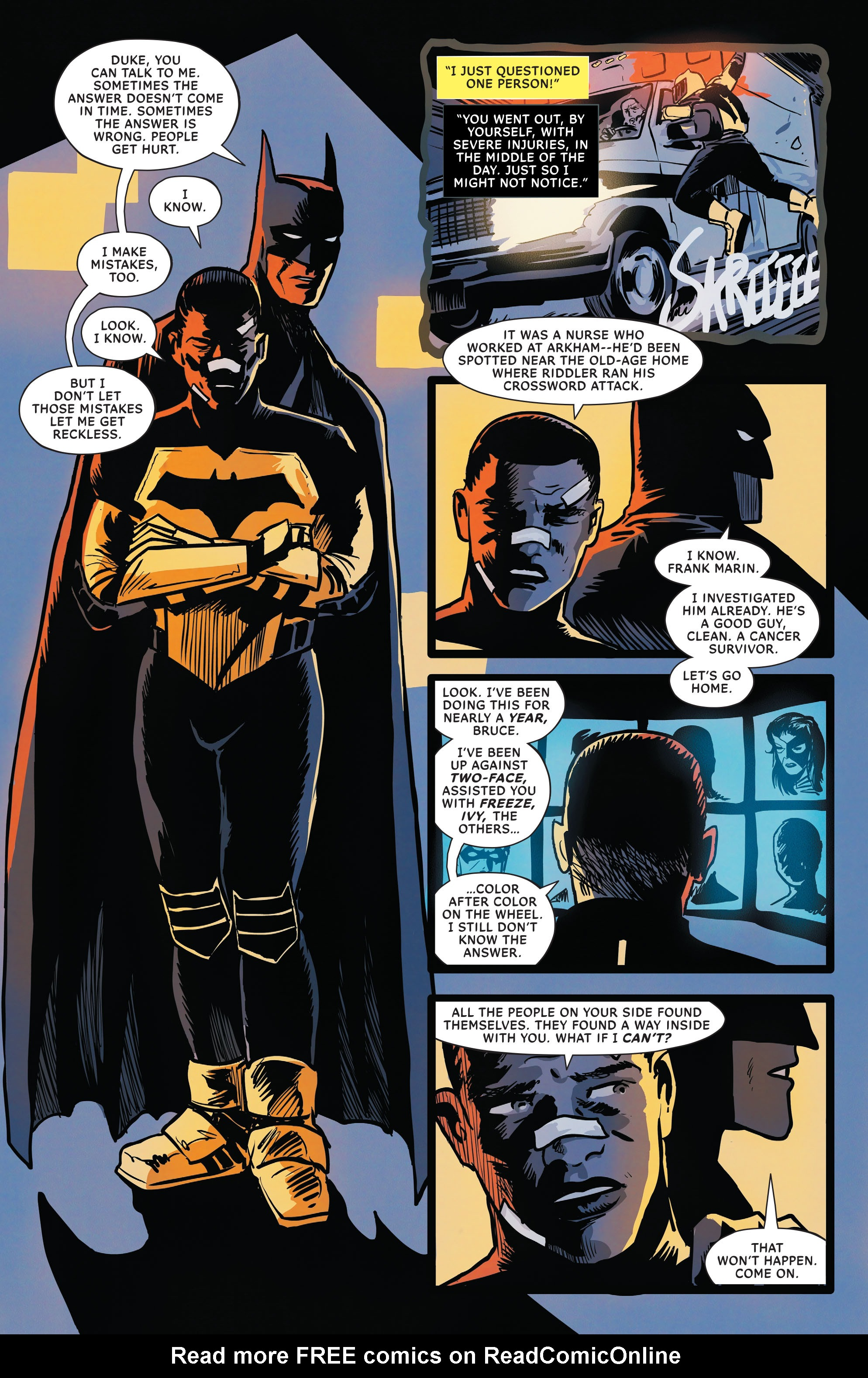 Read online All-Star Batman comic -  Issue #7 - 31