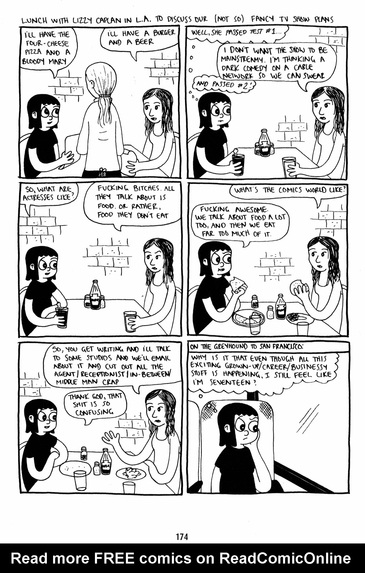 Read online Drinking at the Movies comic -  Issue # Full - 176