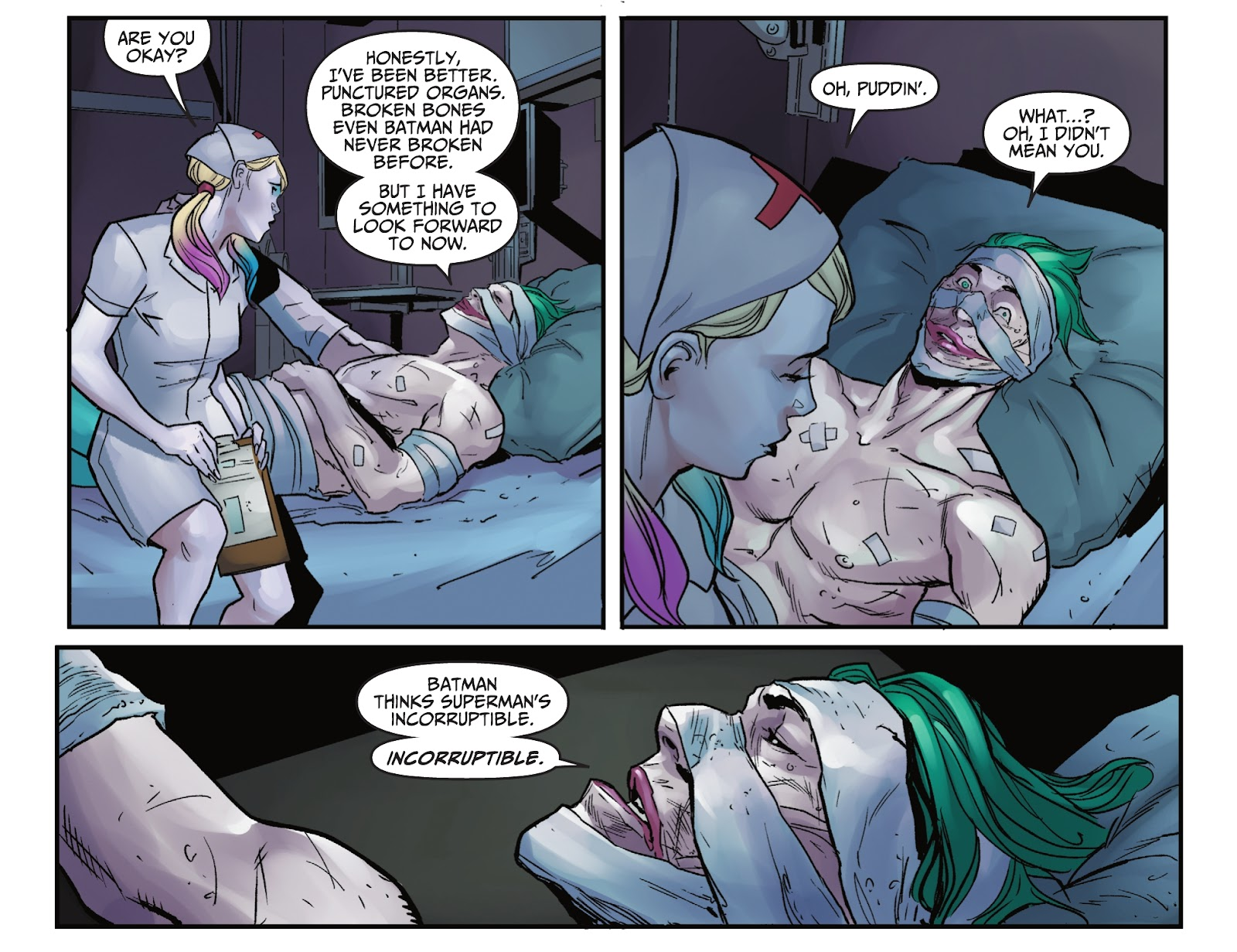 Injustice: Year Zero issue 14 - Page 18