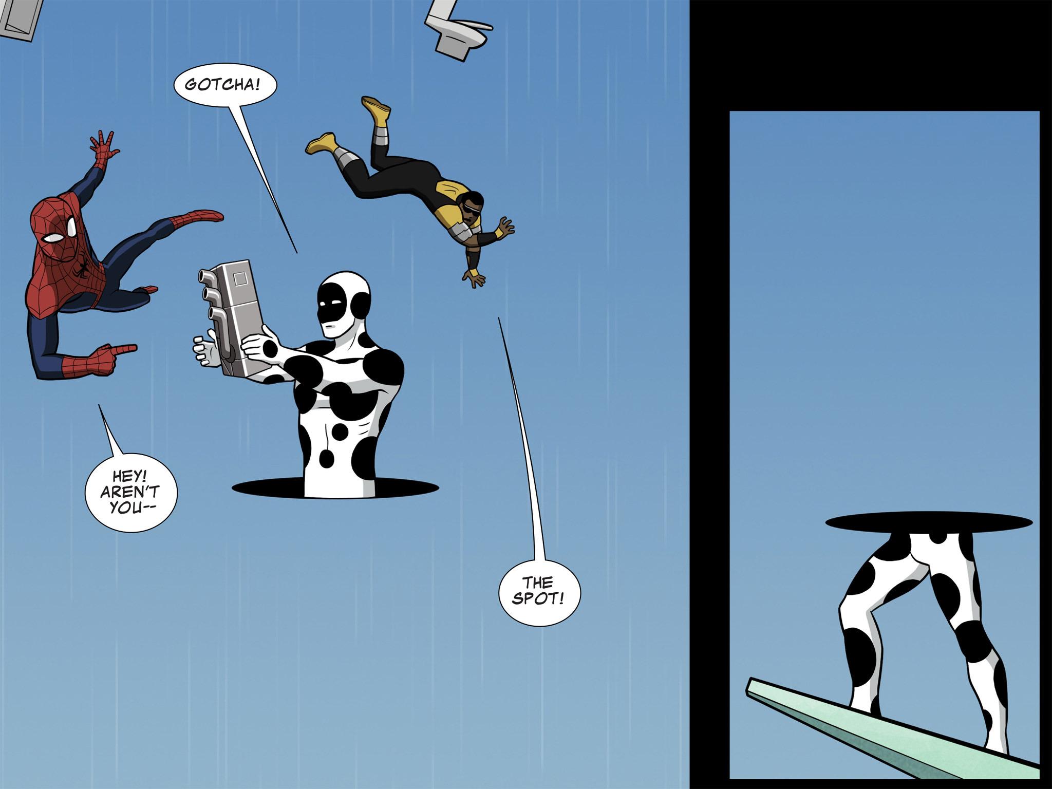 Read online Ultimate Spider-Man (Infinite Comics) (2015) comic -  Issue #7 - 34