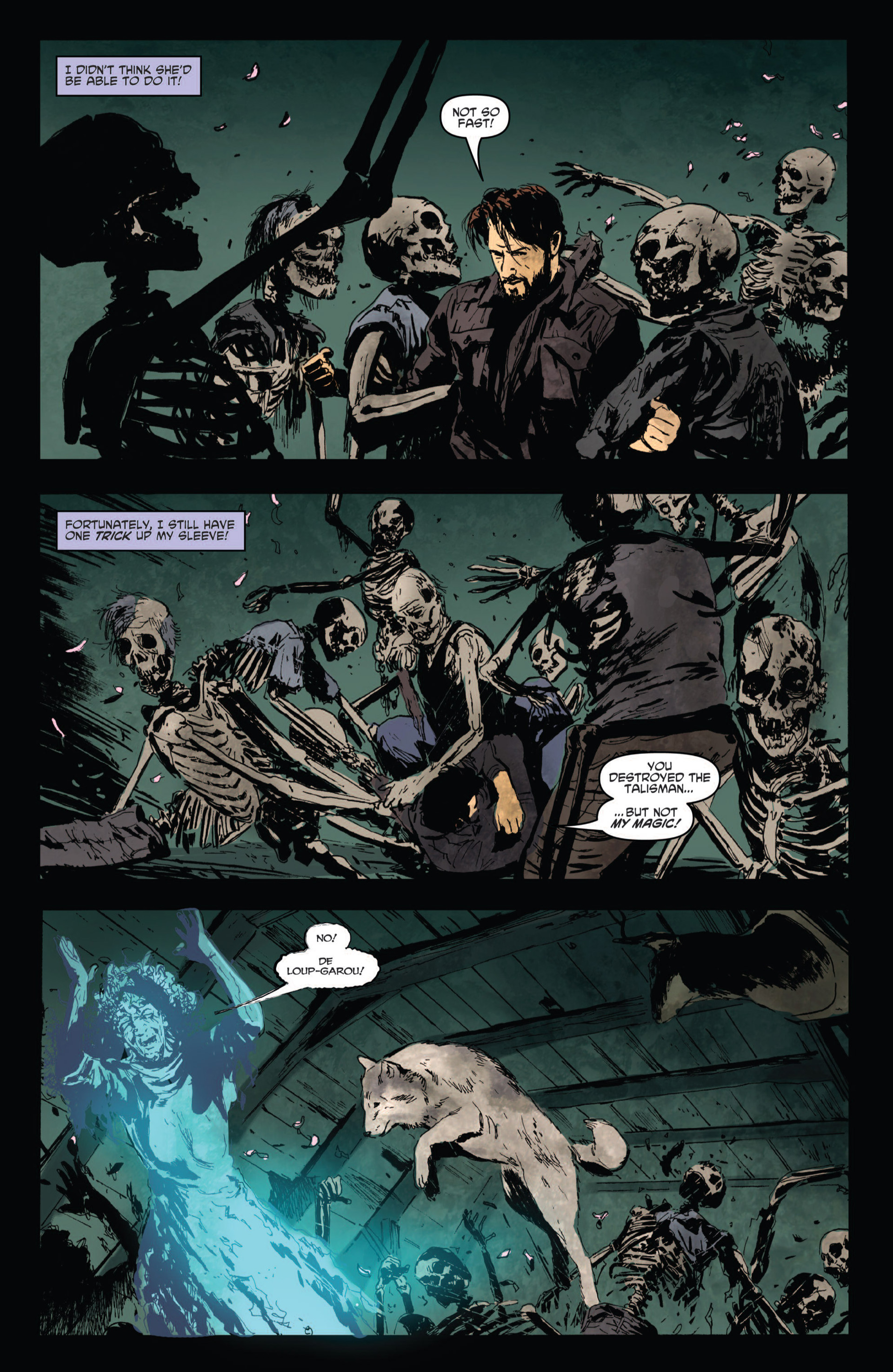 Read online True Blood (2012) comic -  Issue #10 - 22