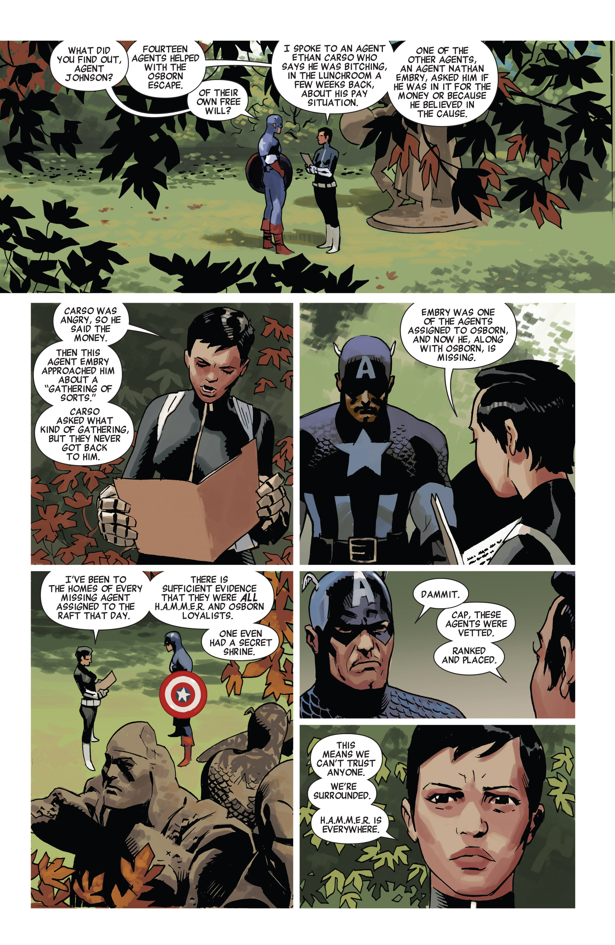 Read online Avengers (2010) comic -  Issue #19 - 18