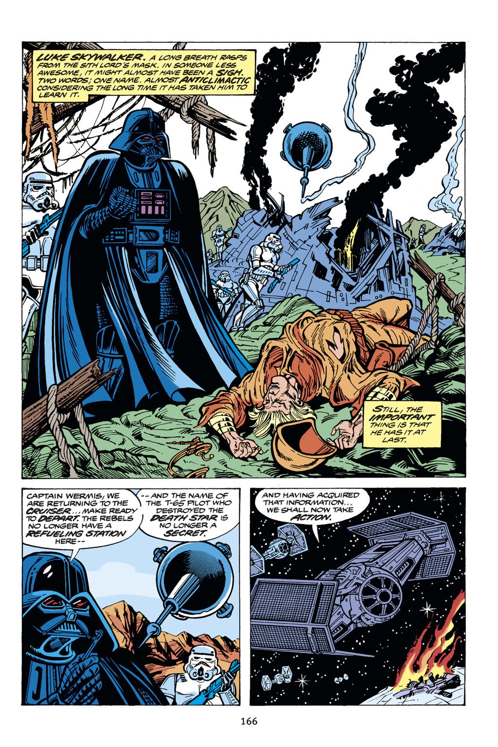 Read online Star Wars Omnibus comic -  Issue # Vol. 14 - 165