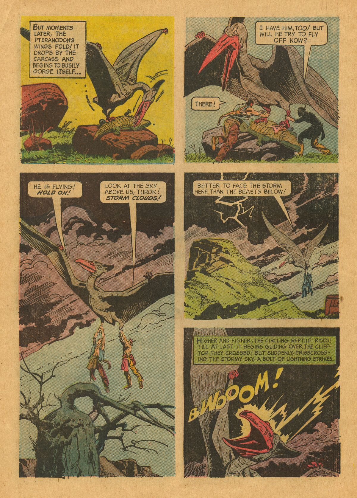 Read online Turok, Son of Stone comic -  Issue #49 - 32