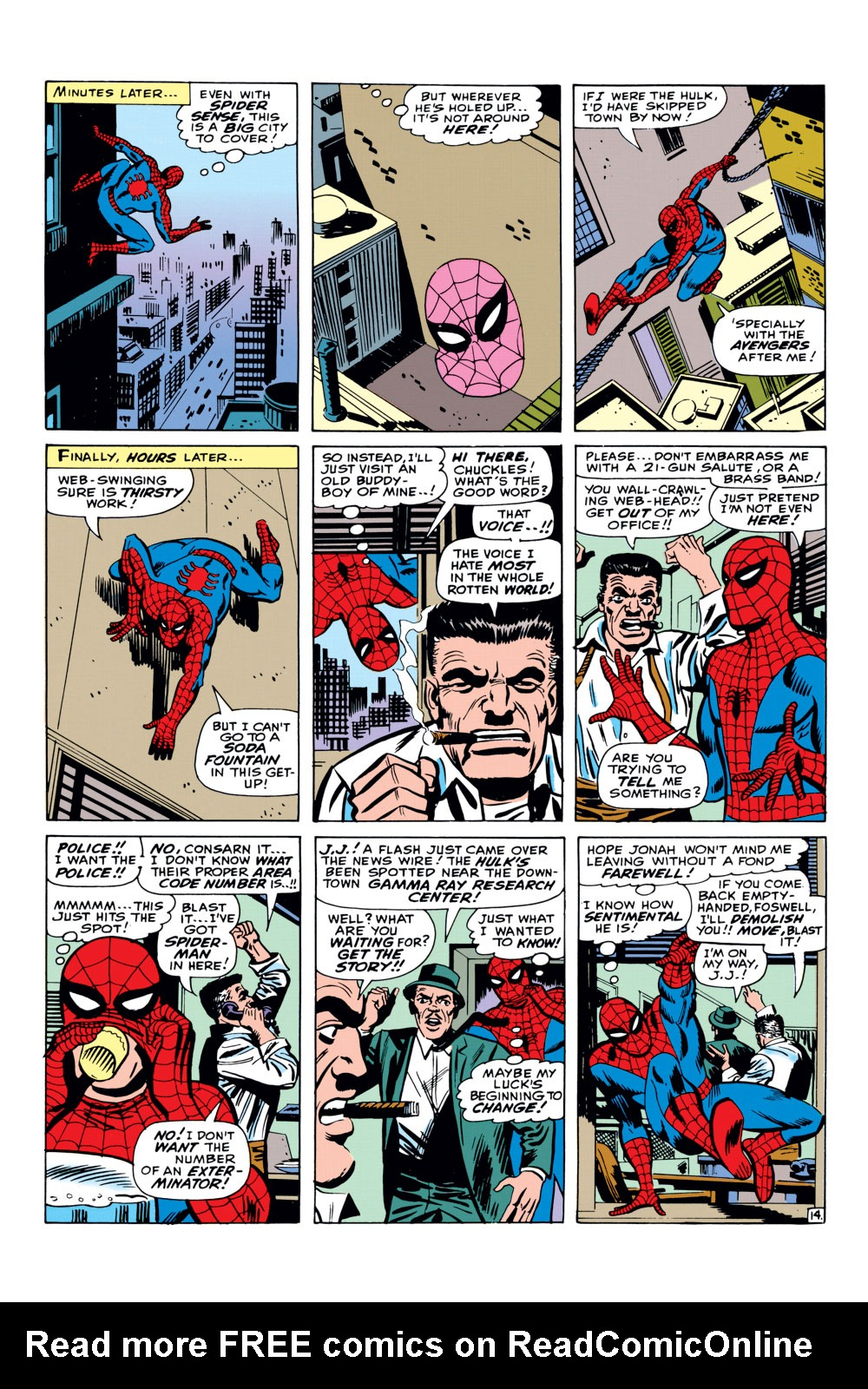 The Amazing Spider-Man (1963) _Annual_3 Page 14