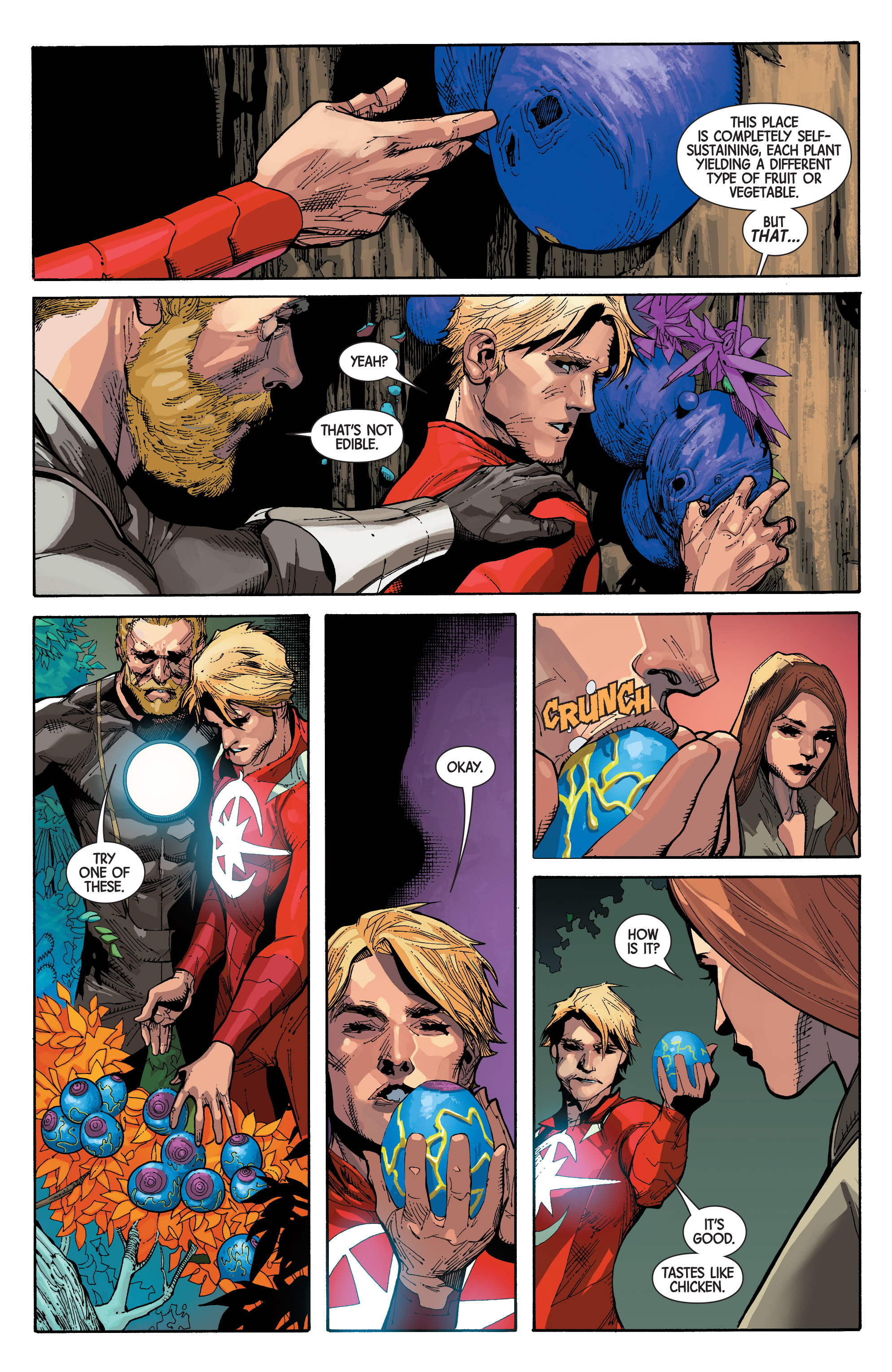 Read online Avengers (2013) comic -  Issue #Avengers (2013) _TPB 6 - 88