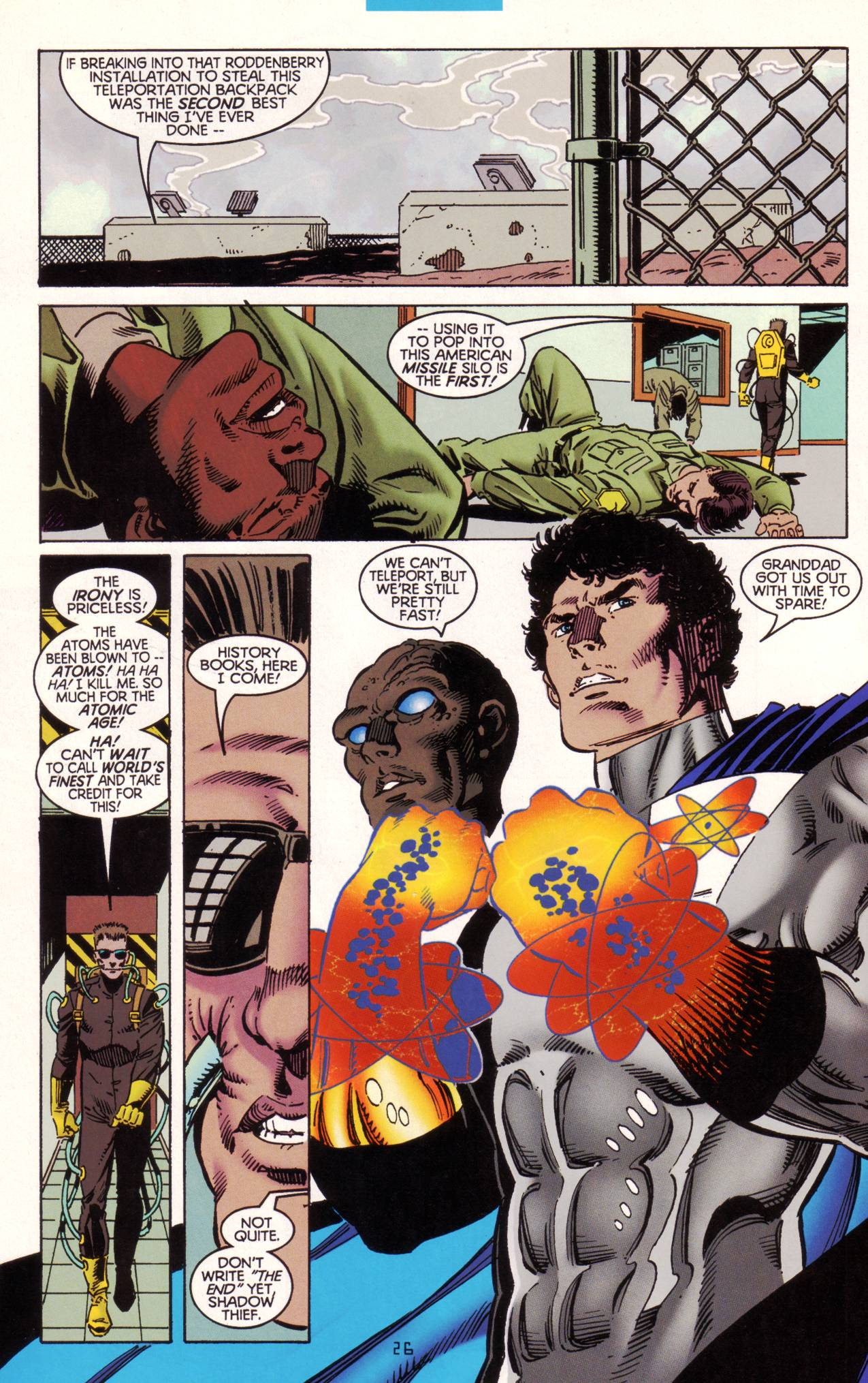Read online Tangent Comics/ The Atom comic -  Issue # Full - 27