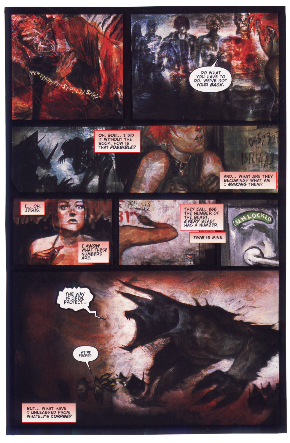 Read online Silent Hill: Dying Inside comic -  Issue #5 - 19