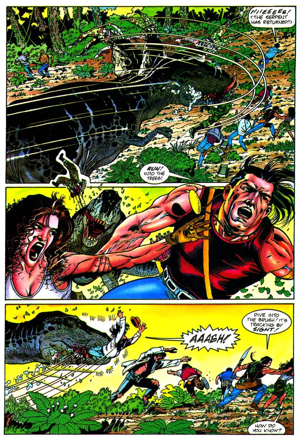 Read online Turok, Dinosaur Hunter (1993) comic -  Issue #28 - 13