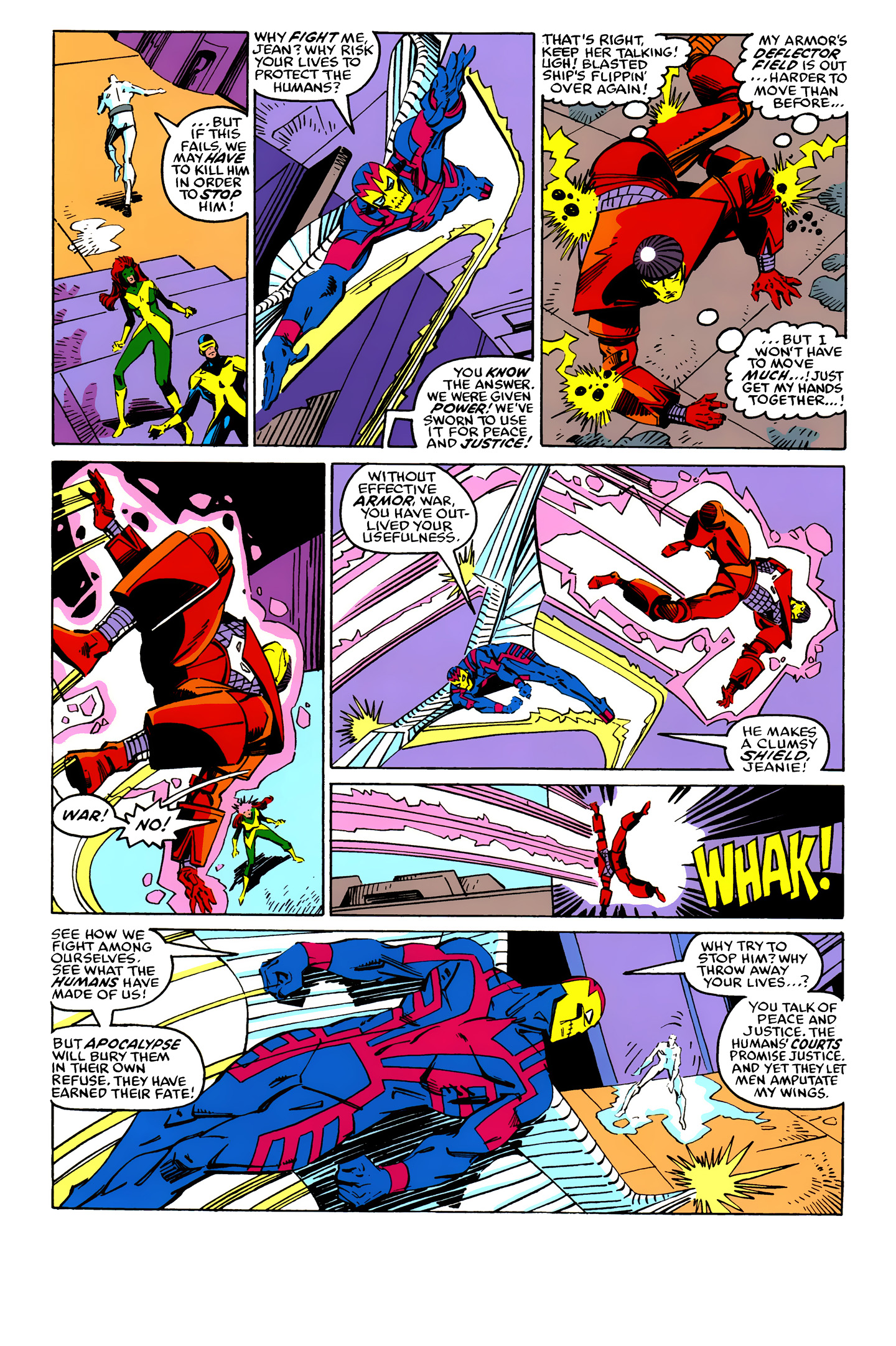 Read online X-Factor (1986) comic -  Issue #25 - 30