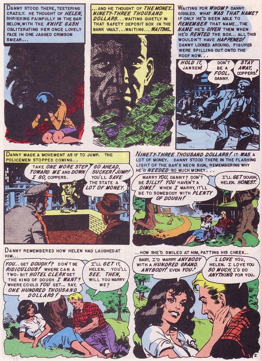 Read online Shock SuspenStories comic -  Issue #12 - 25