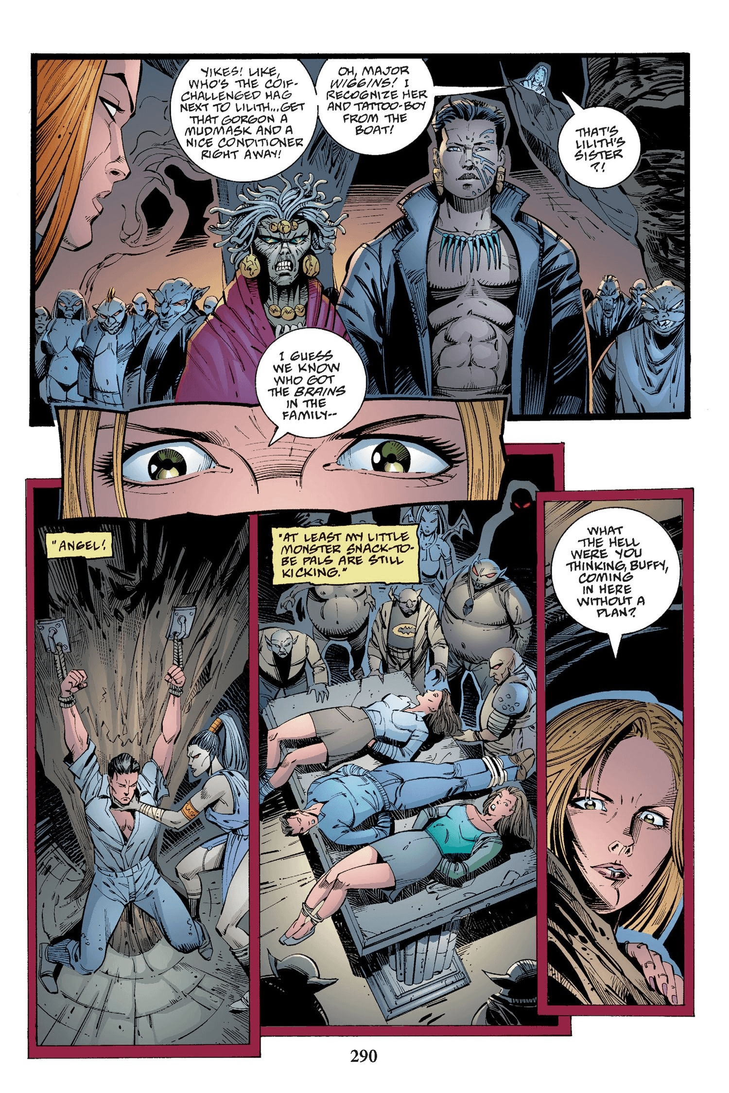 Read online Buffy the Vampire Slayer: Omnibus comic -  Issue # TPB 2 - 282