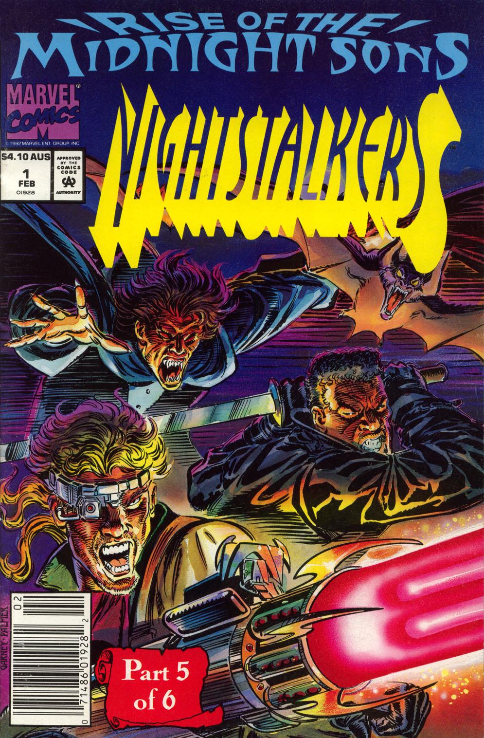 Nightstalkers 1 Page 1