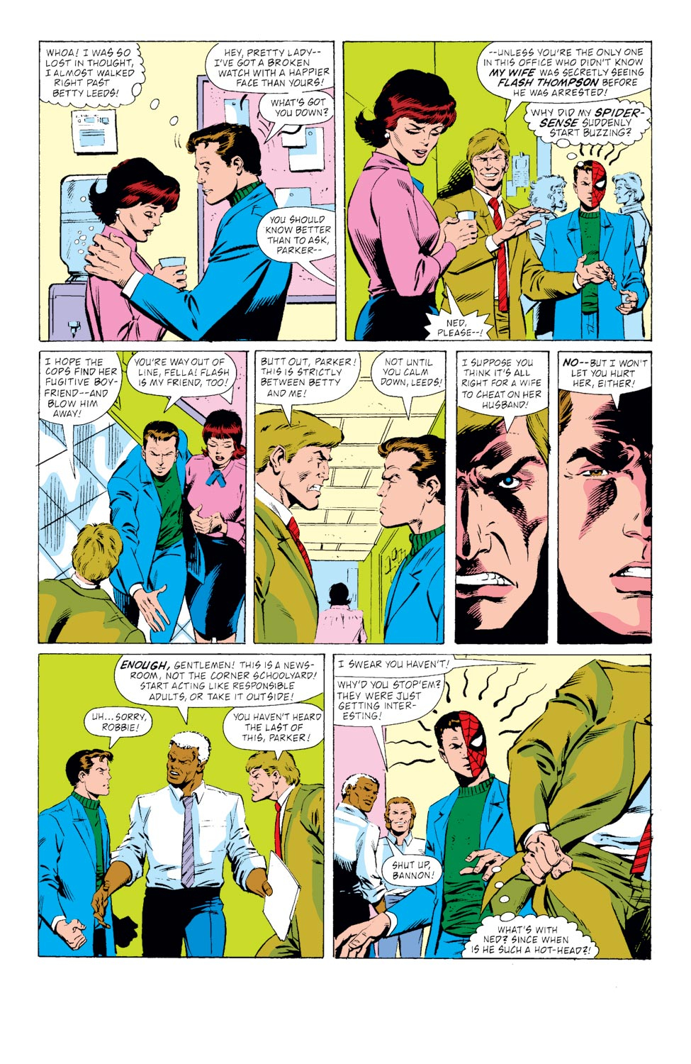 The Amazing Spider-Man (1963) 283 Page 10