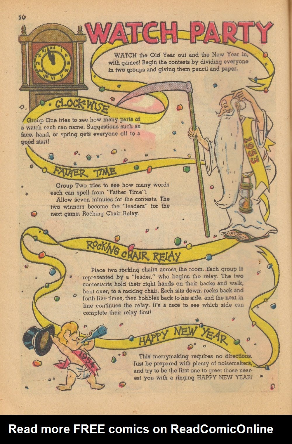 Bugs Bunny's Christmas Funnies issue TPB 4 - Page 52