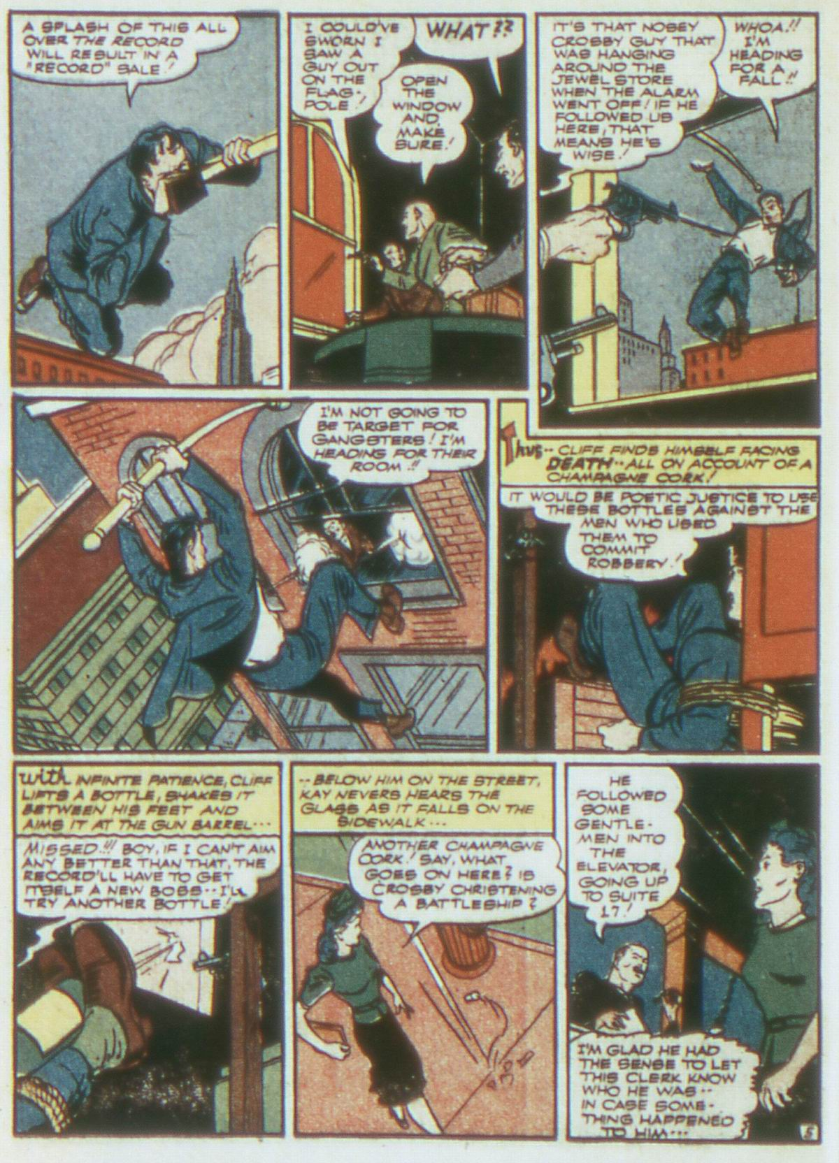 Read online Detective Comics (1937) comic -  Issue #62 - 28