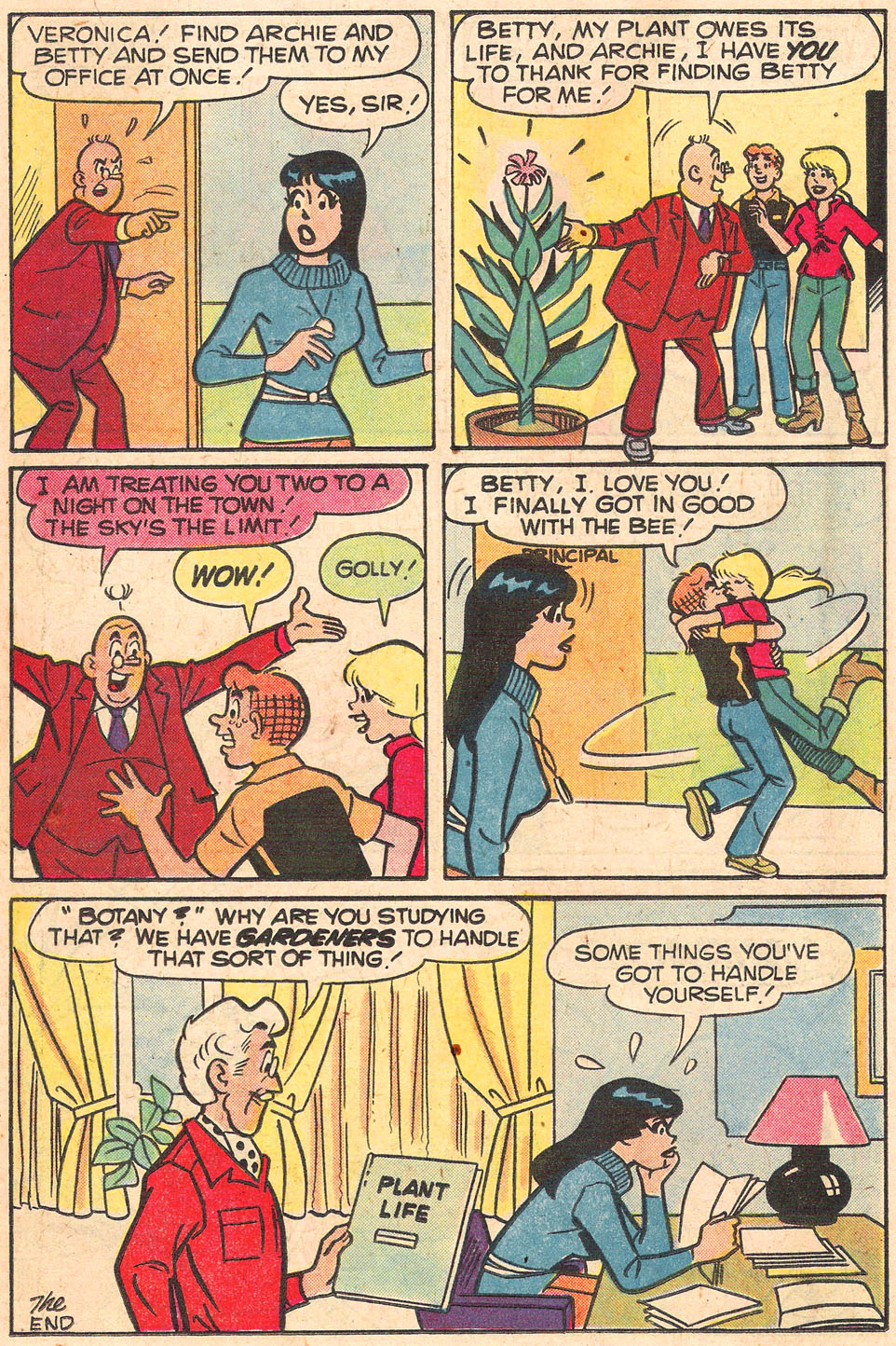 Read online Archie's Girls Betty and Veronica comic -  Issue #278 - 18