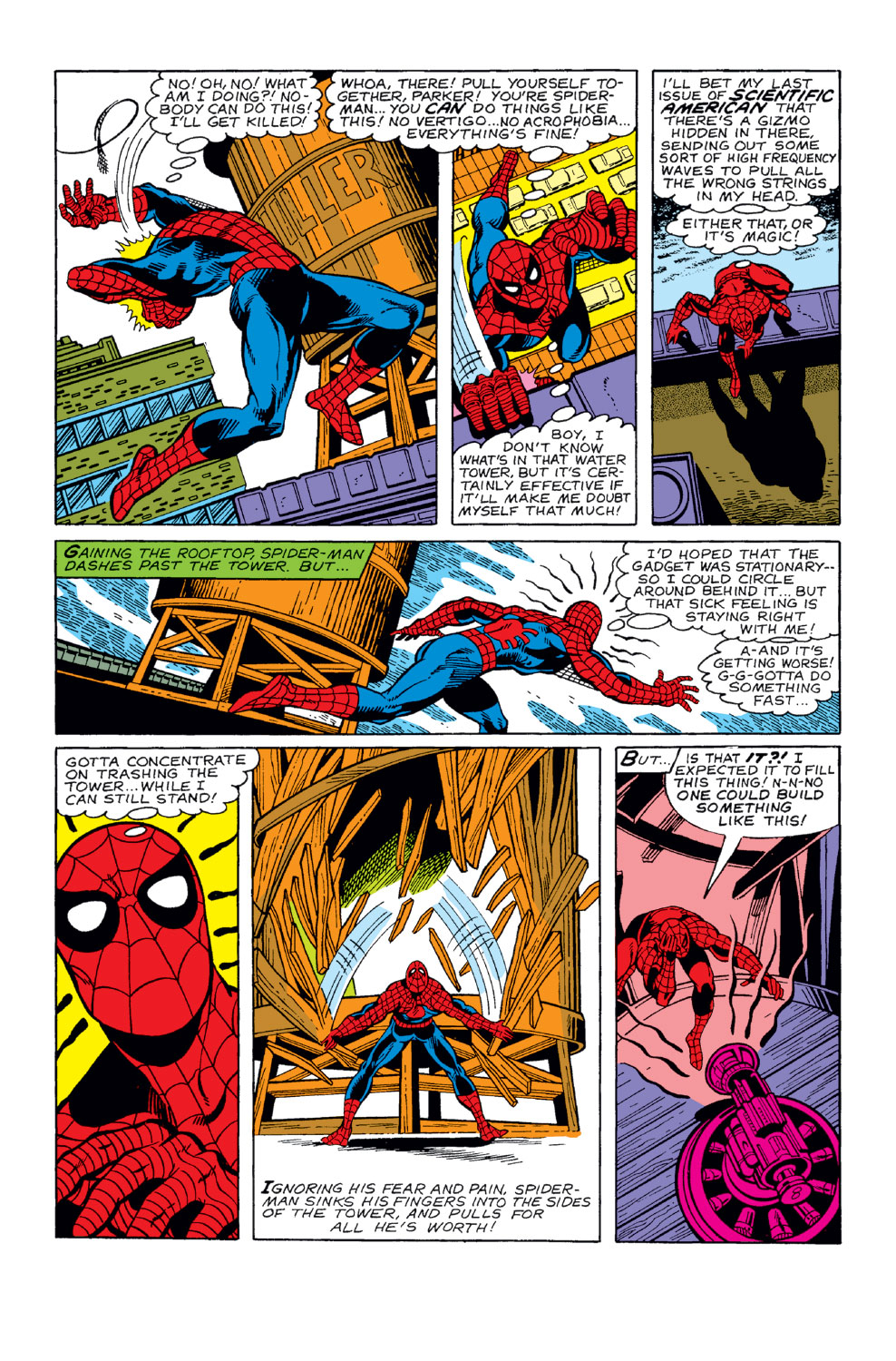 The Amazing Spider-Man (1963) 206 Page 10