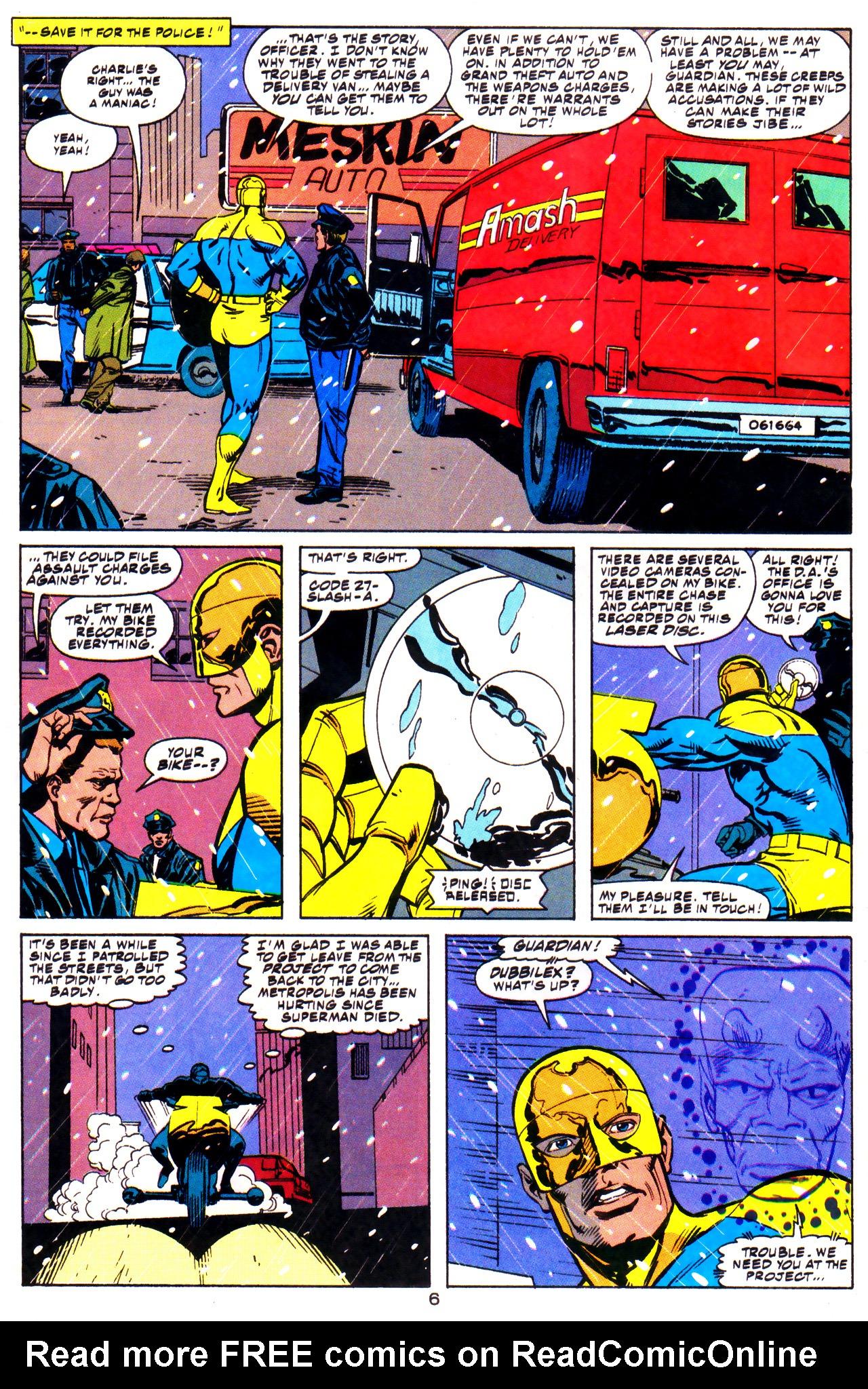 Action Comics (1938) 686 Page 8