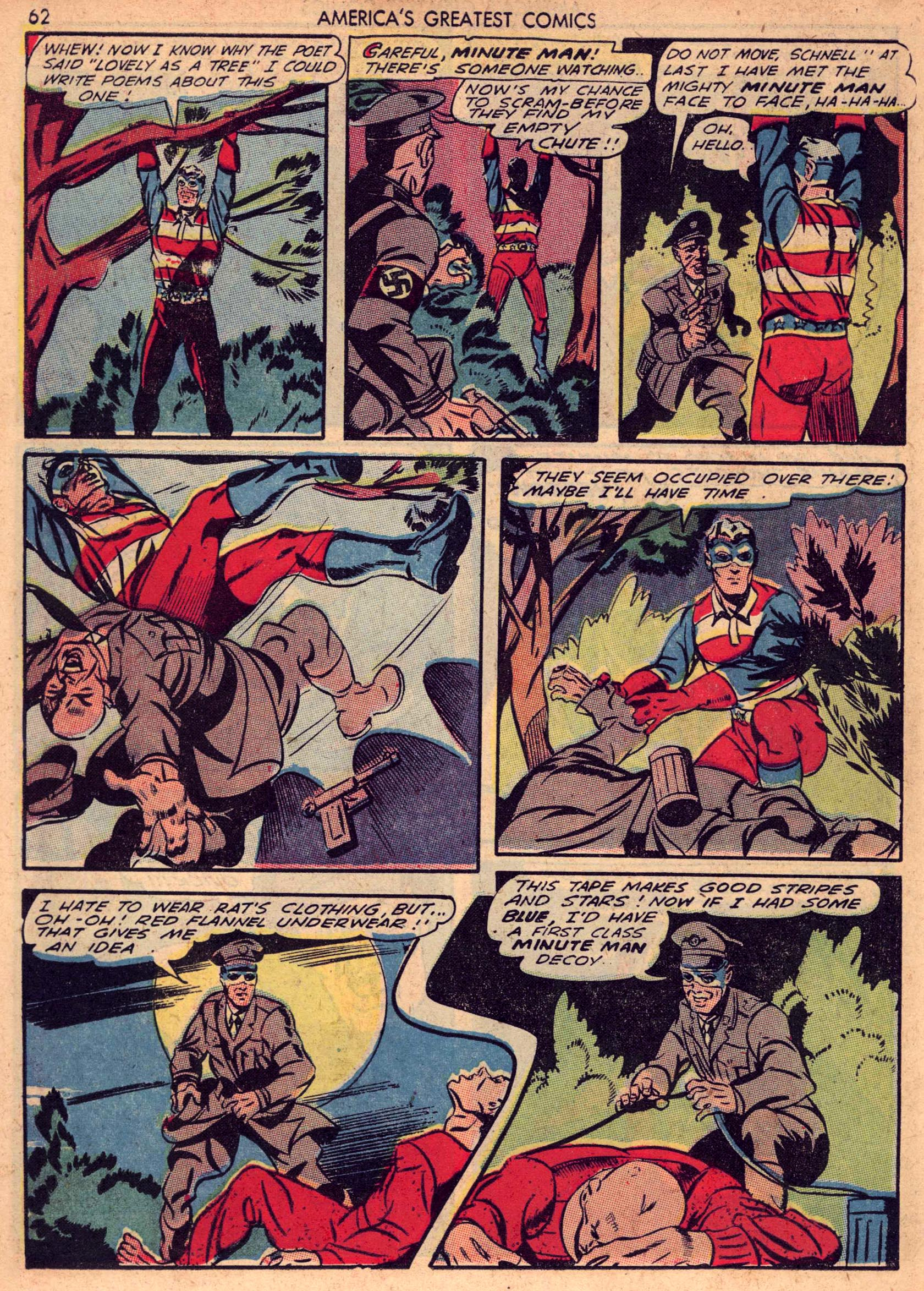 Read online America's Greatest Comics comic -  Issue #7 - 61