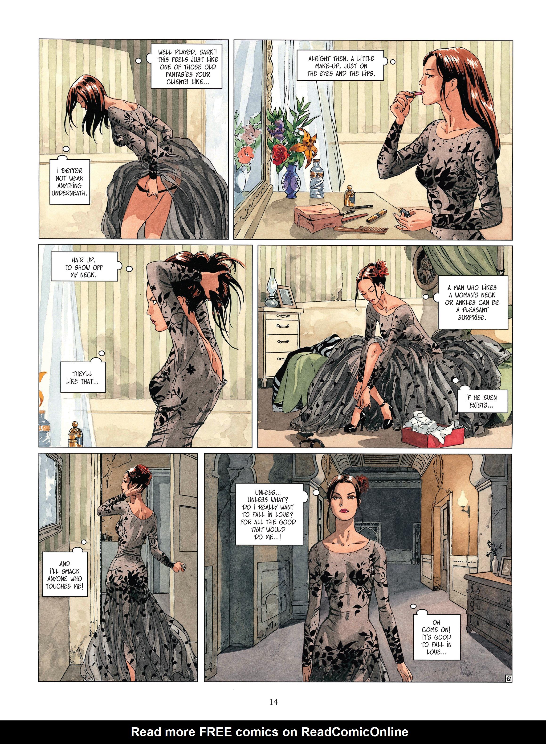Read online Djinn comic -  Issue #13 - 15
