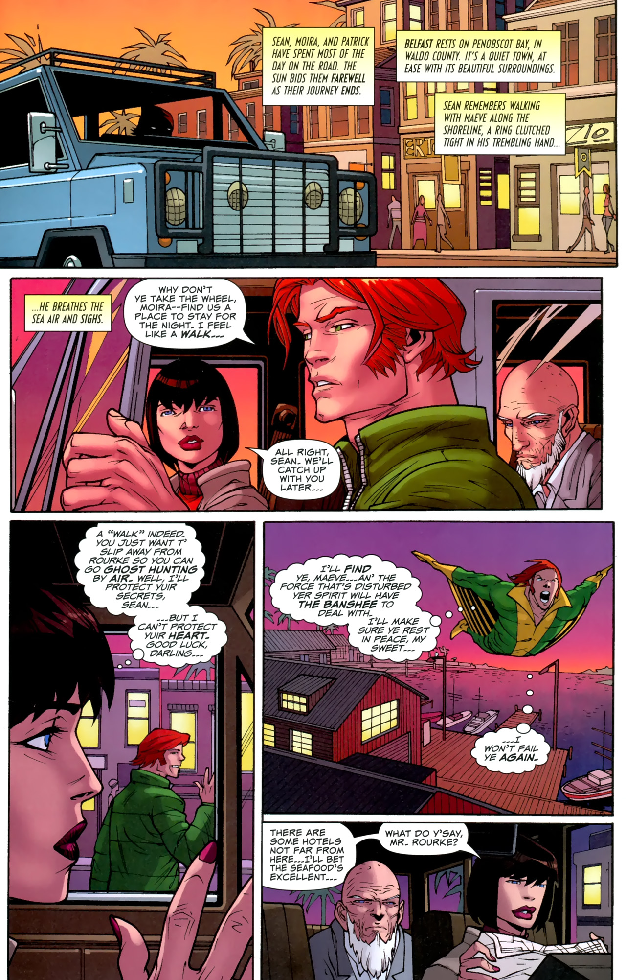 Read online Uncanny X-Men: First Class comic -  Issue #3 - 14