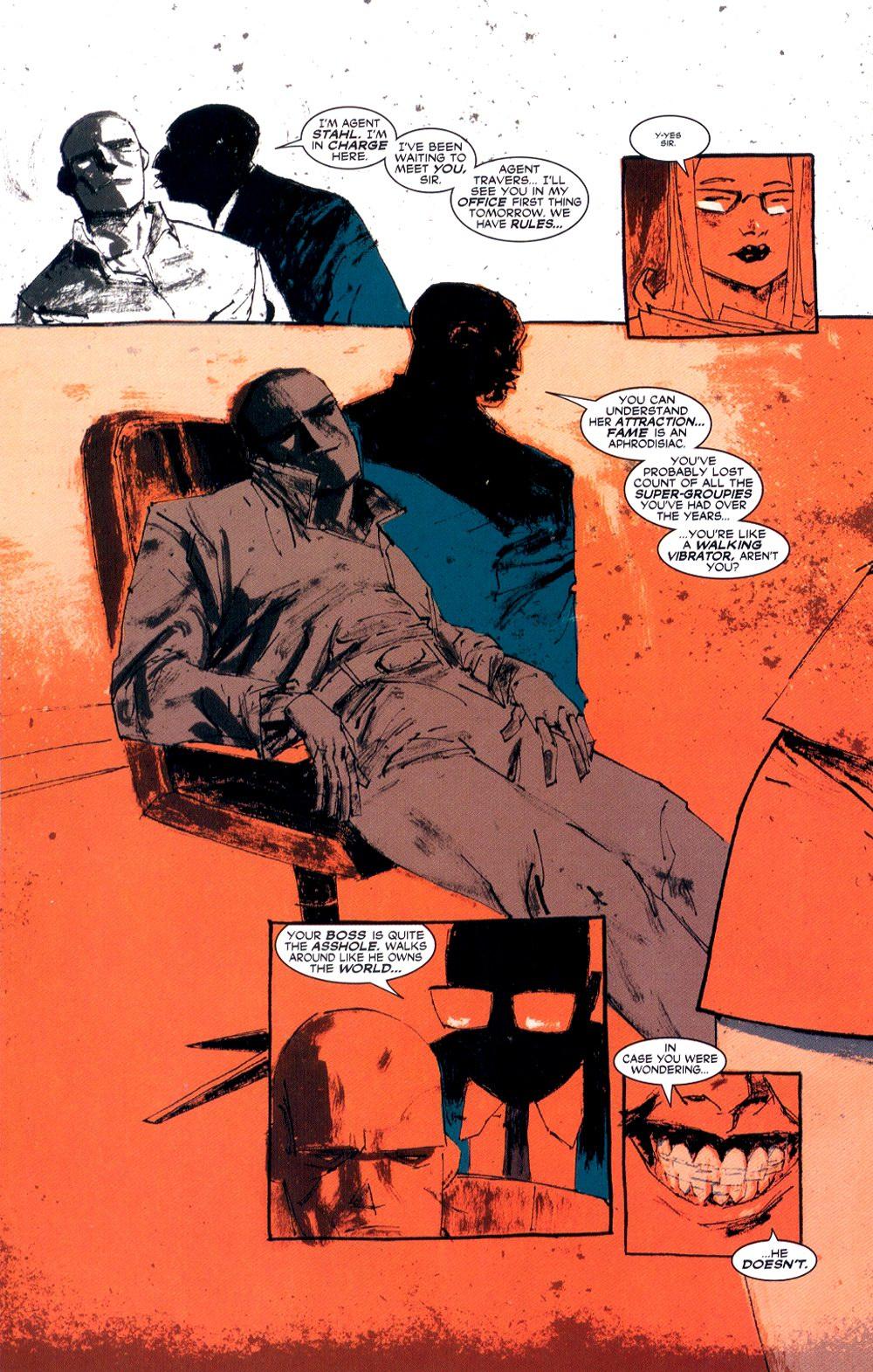 Read online Automatic Kafka comic -  Issue #3 - 10