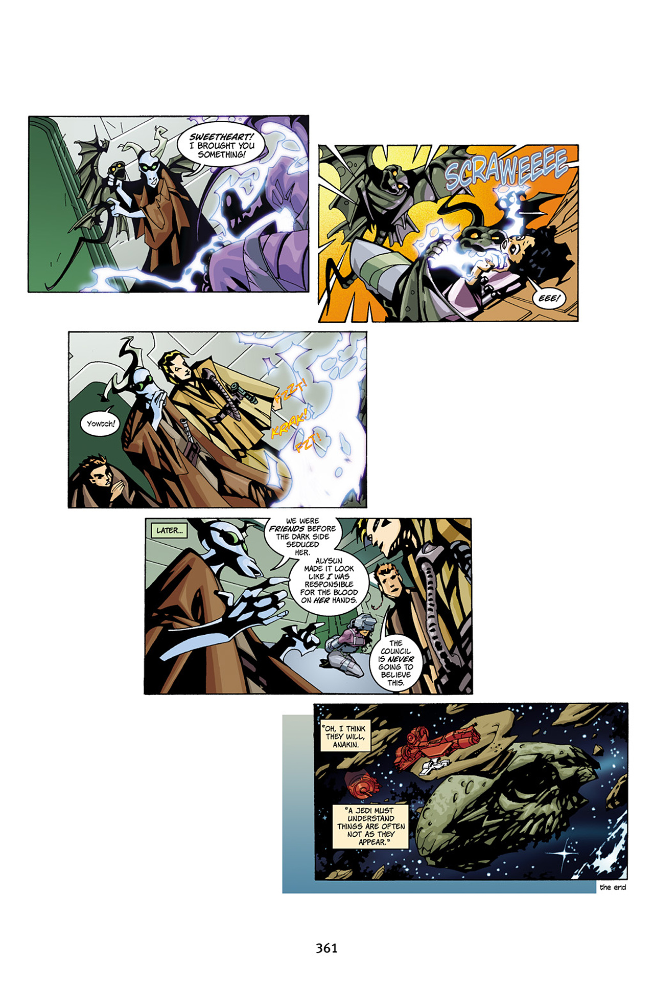 Read online Star Wars Omnibus comic -  Issue # Vol. 10 - 355