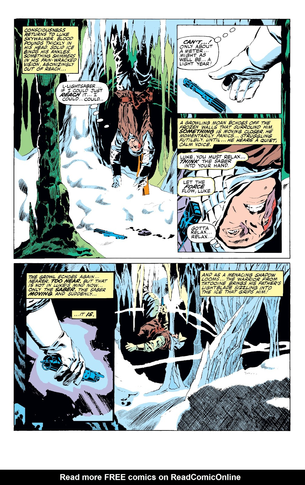 Read online Star Wars Legends: The Original Marvel Years - Epic Collection comic -  Issue # TPB 3 (Part 1) - 13