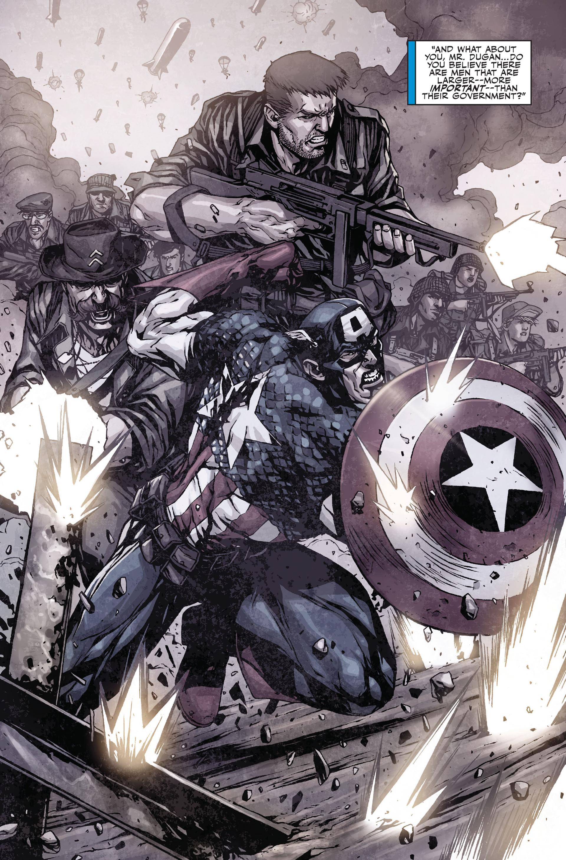 Read online Secret Warriors comic -  Issue #17 - 23