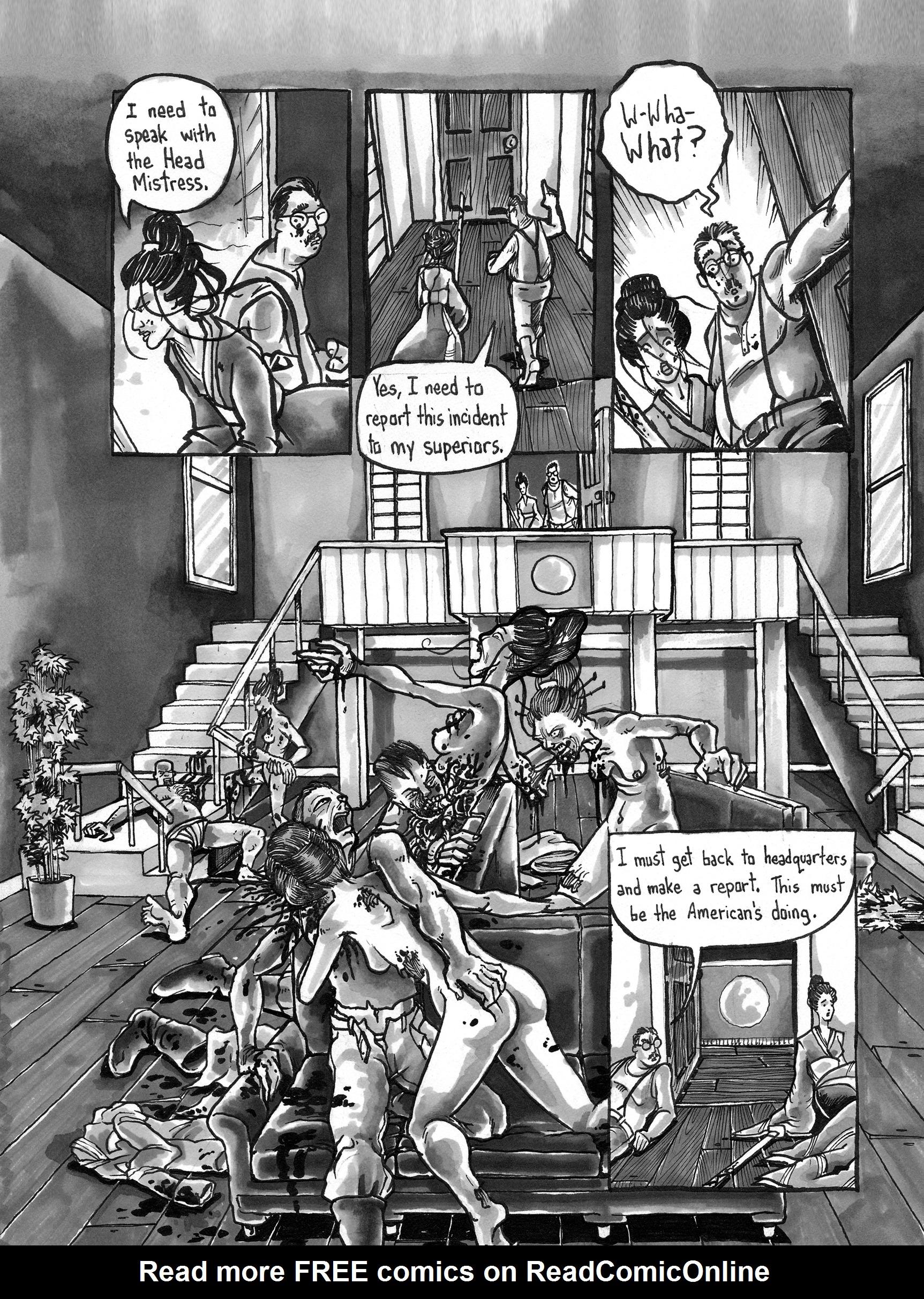 Read online FUBAR comic -  Issue #2 - 54