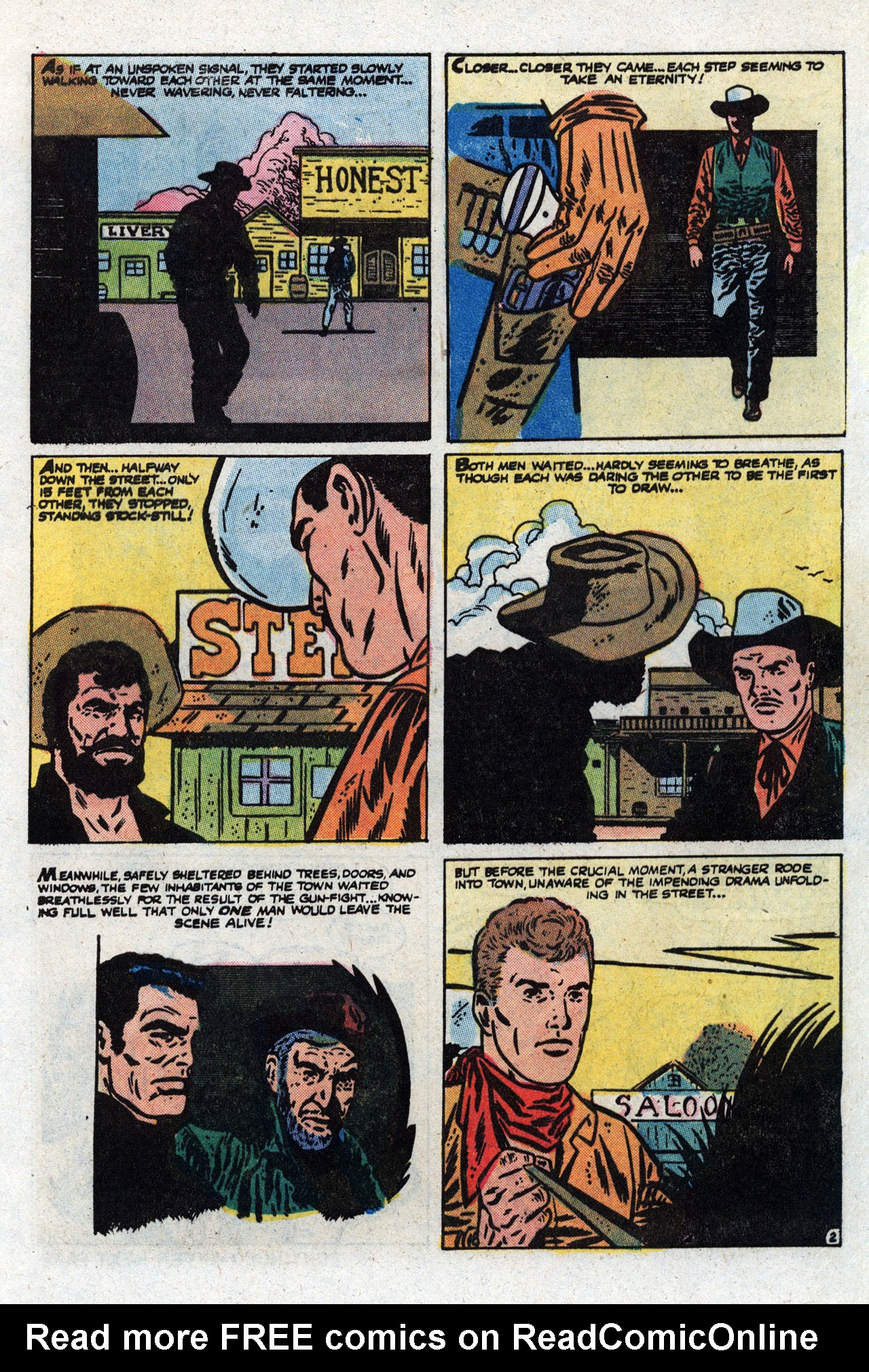 Read online Two-Gun Kid comic -  Issue #111 - 29