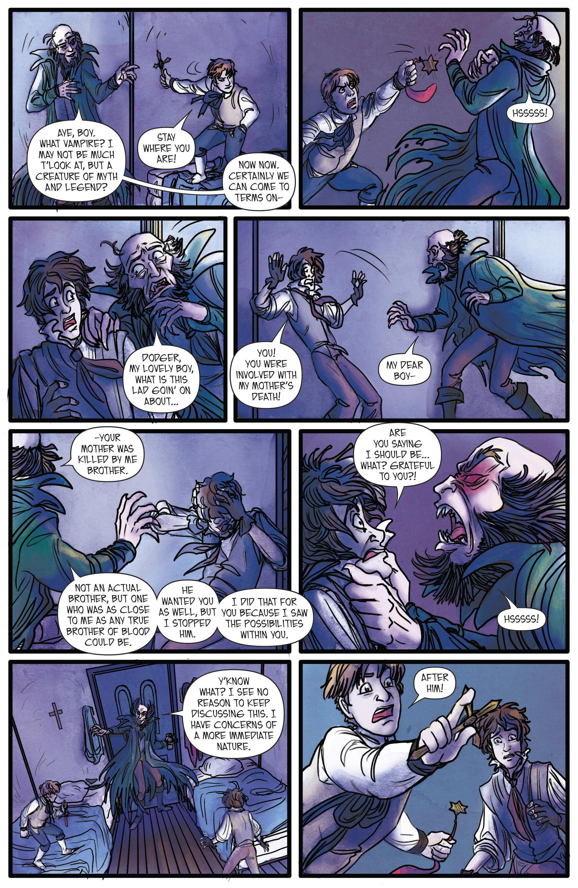 Read online Artful comic -  Issue #2 - 23