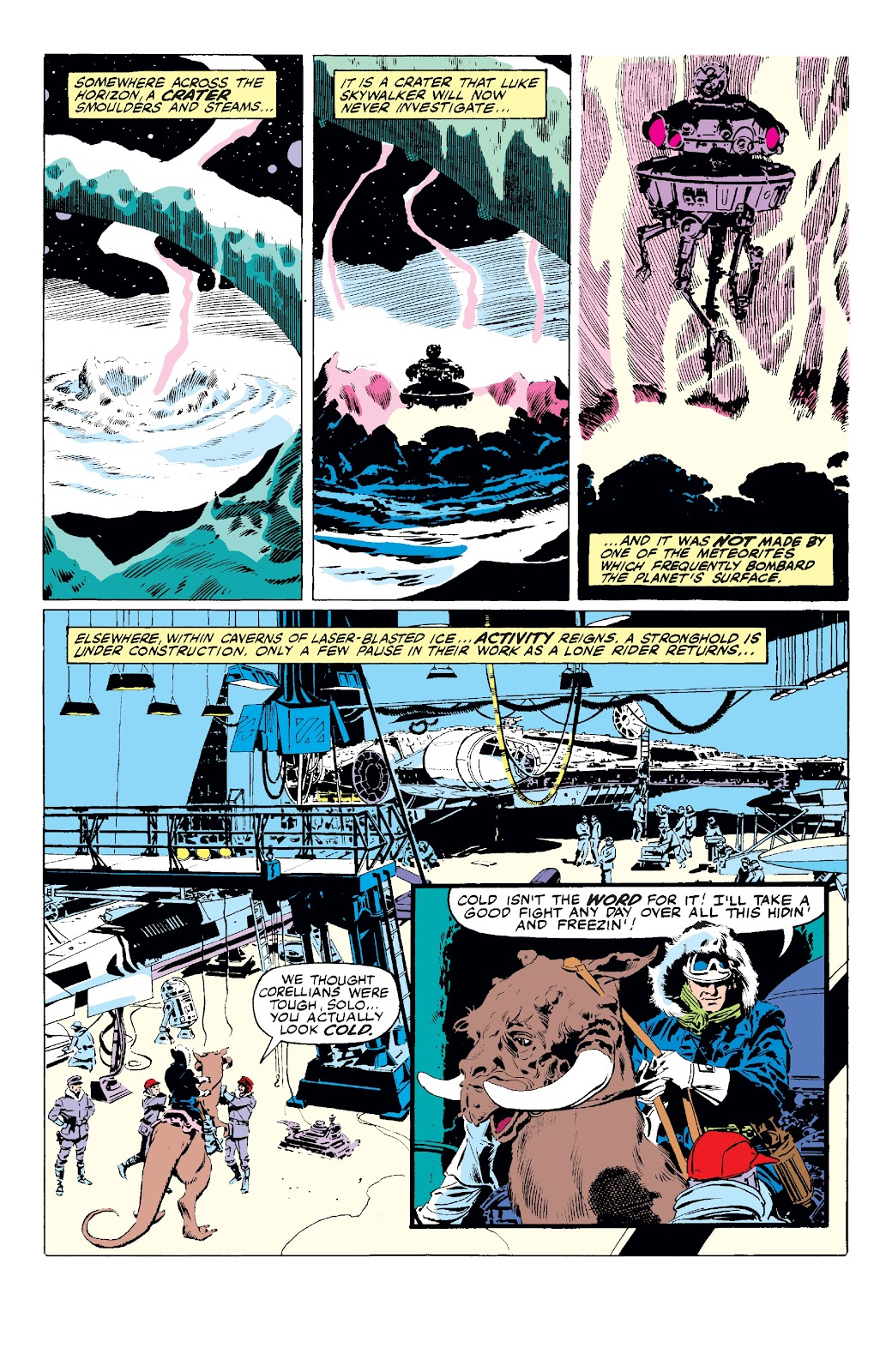 Read online Star Wars Legends: The Original Marvel Years - Epic Collection comic -  Issue # TPB 3 (Part 1) - 10