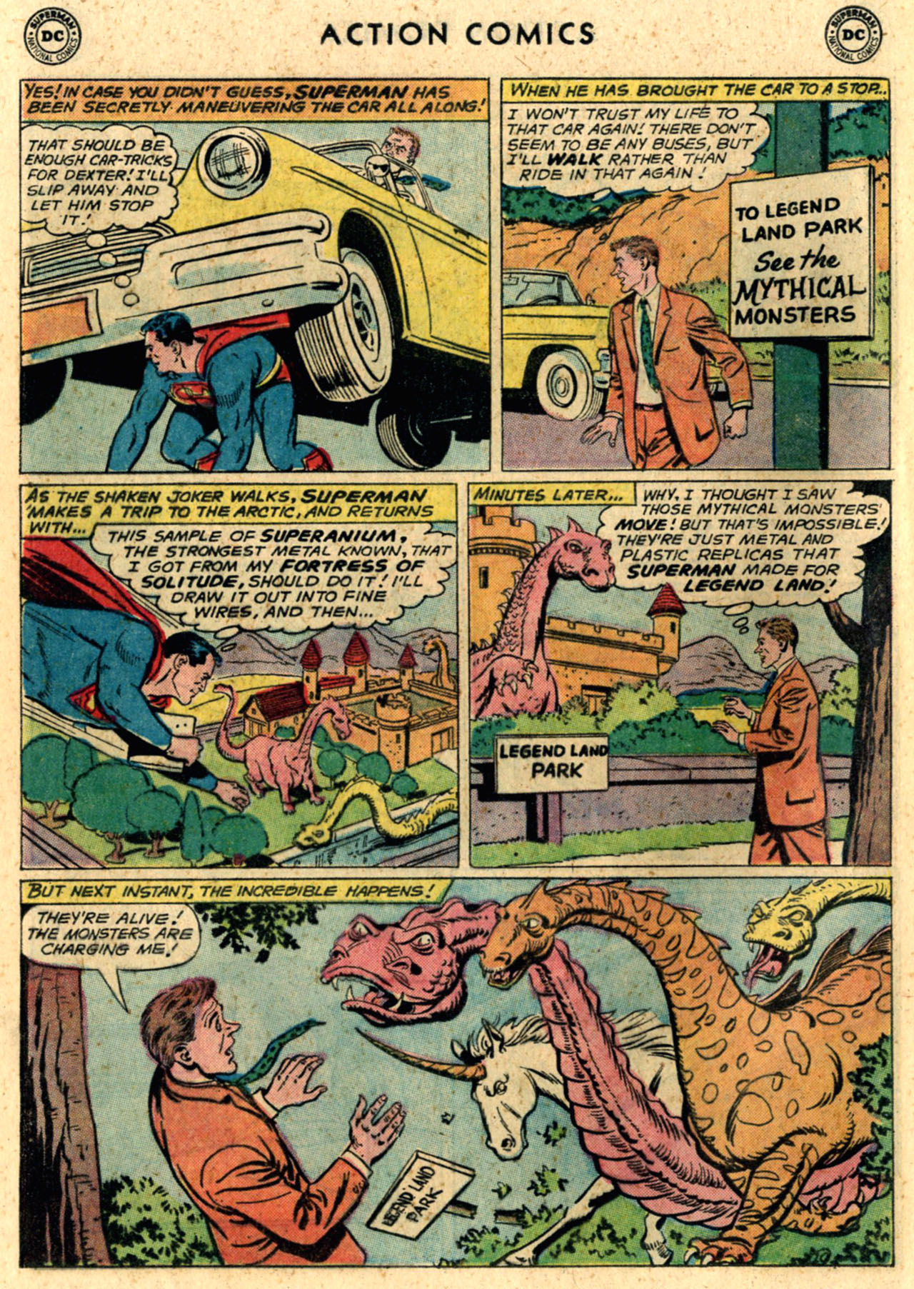 Read online Action Comics (1938) comic -  Issue #289 - 12