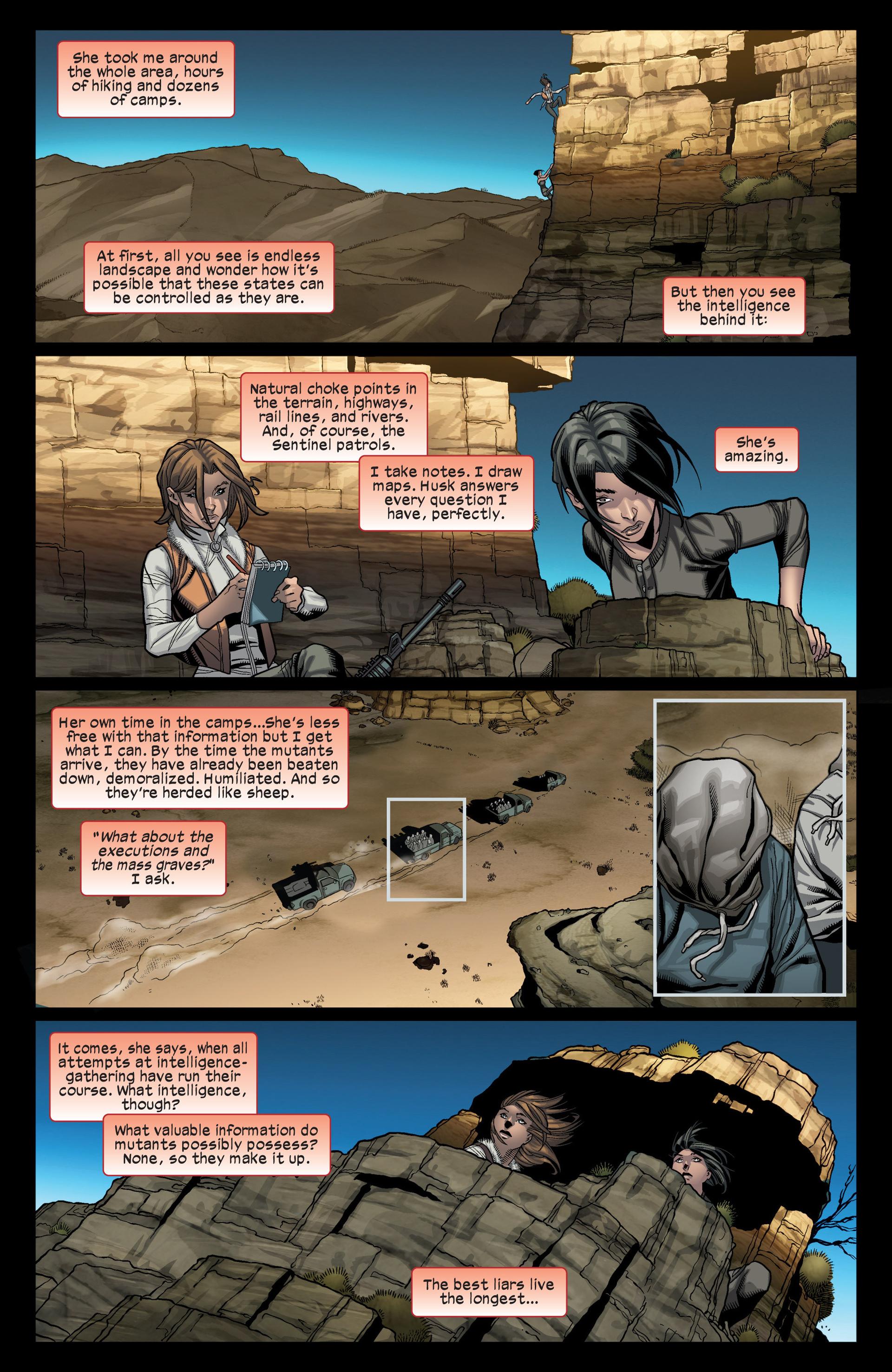 Read online Ultimate Comics X-Men comic -  Issue #16 - 11