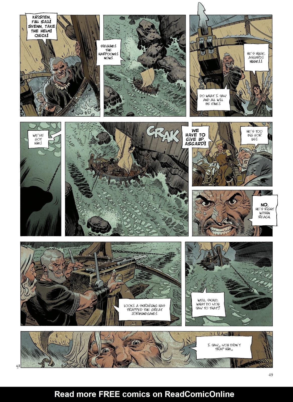 Read online Asgard comic -  Issue #1 - 51